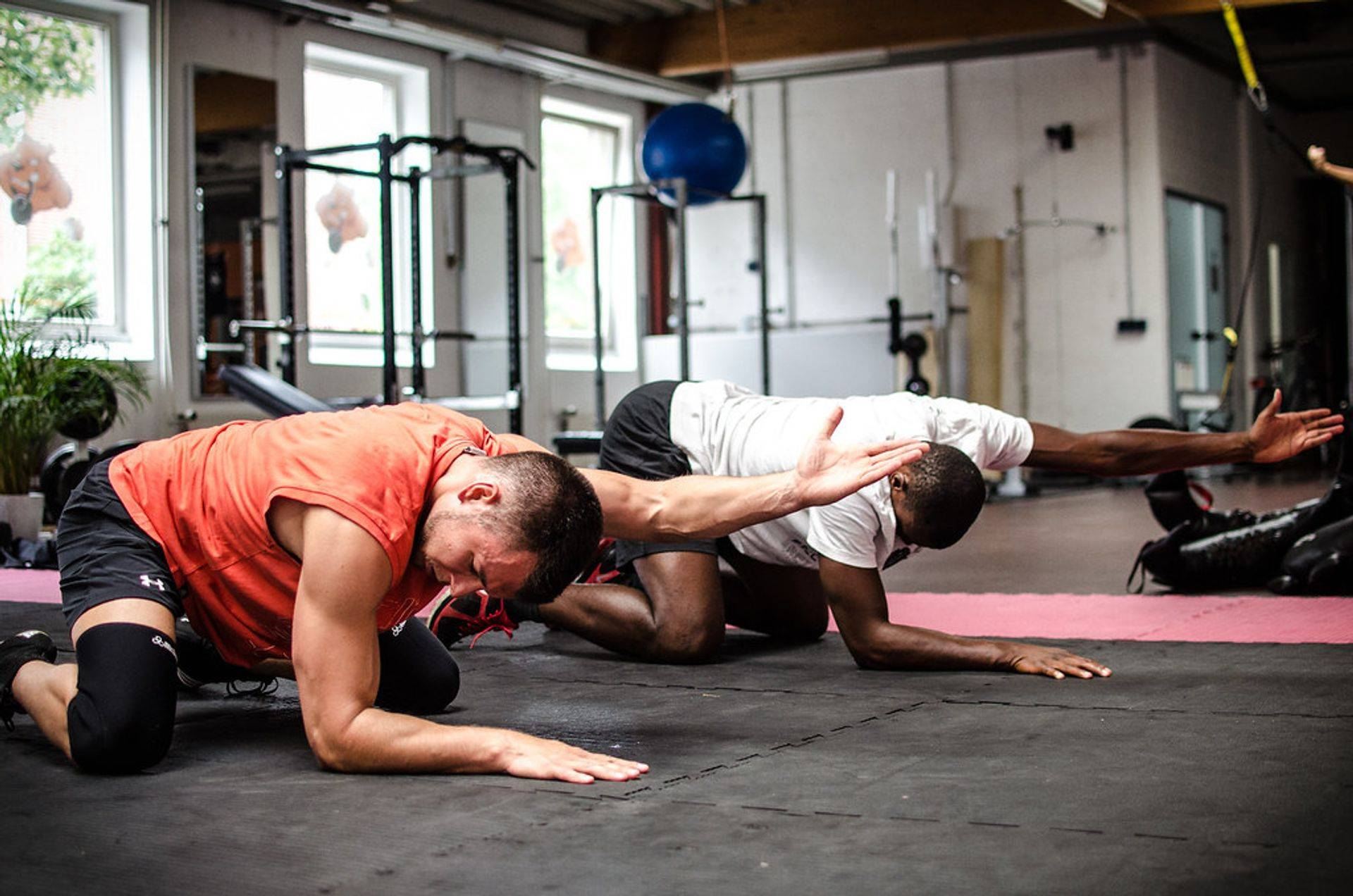 Mobile Personal Trainer at home, Plymouth