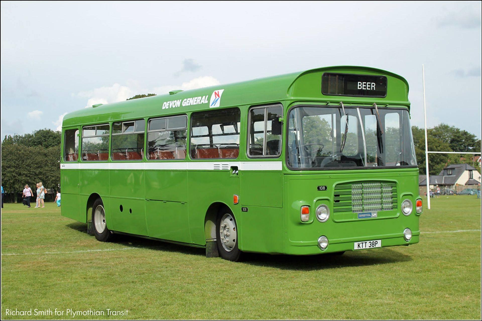 Bristol LH KTT 38P