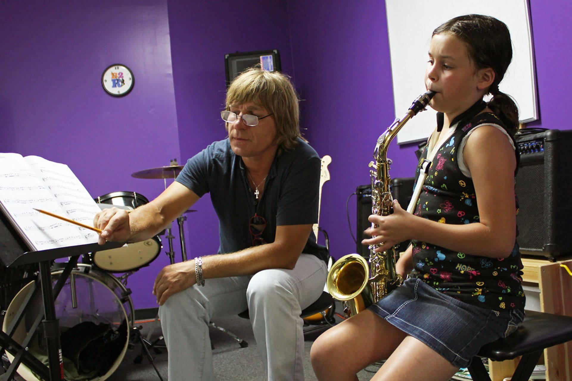 Sax, alto sax, tenner sax, soprano, music lessons.