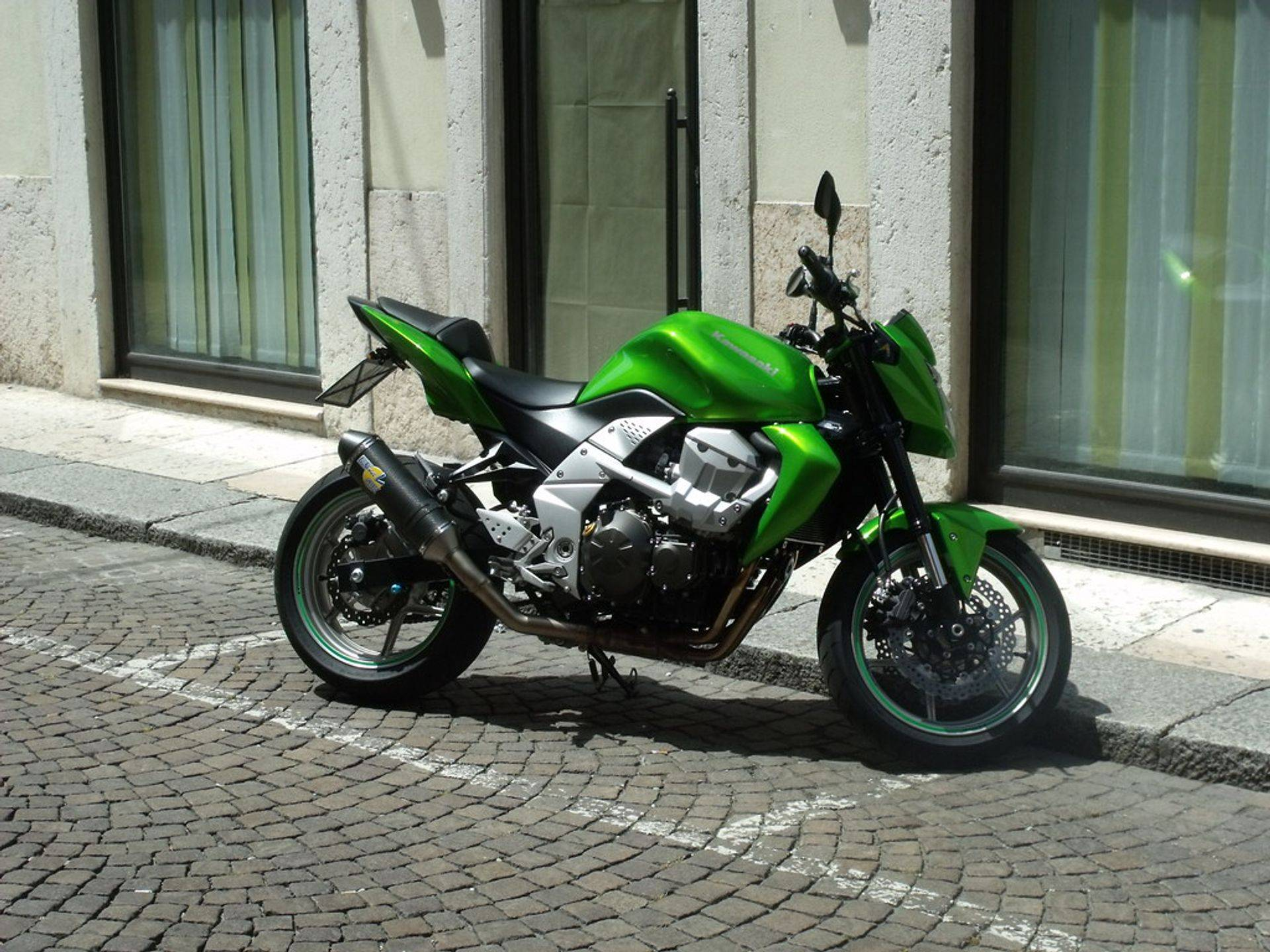 Slick Motorcycle