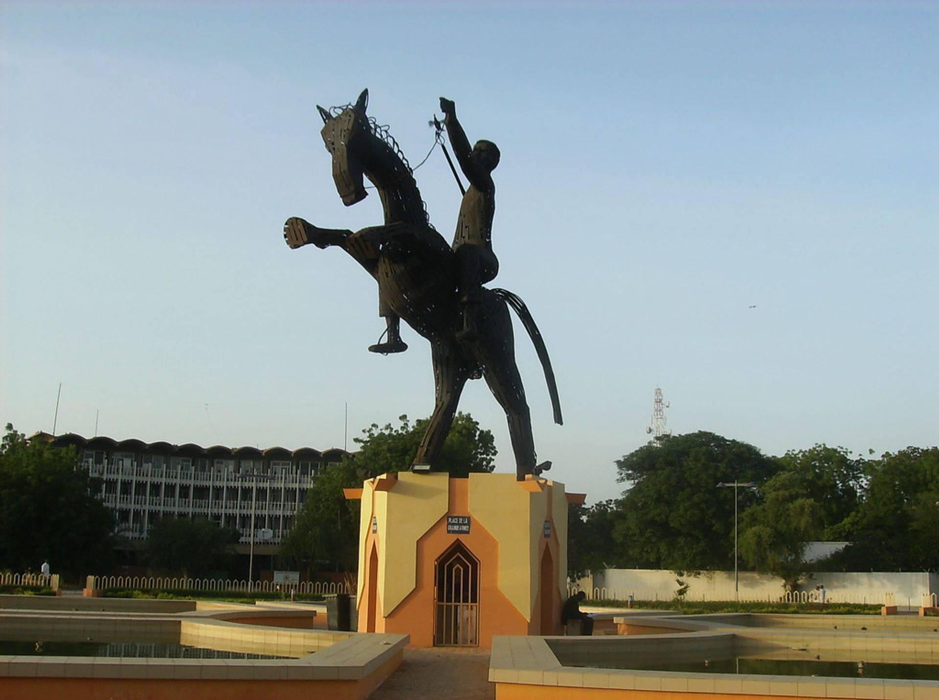 N'djamena, Capitale Tchad