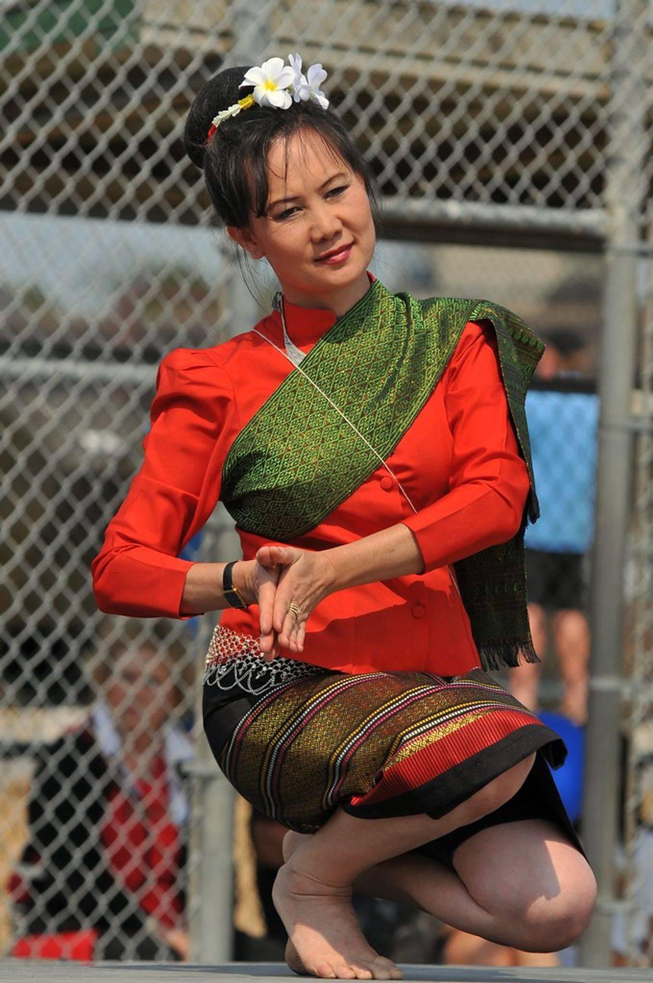 Culture et danse Thaïs