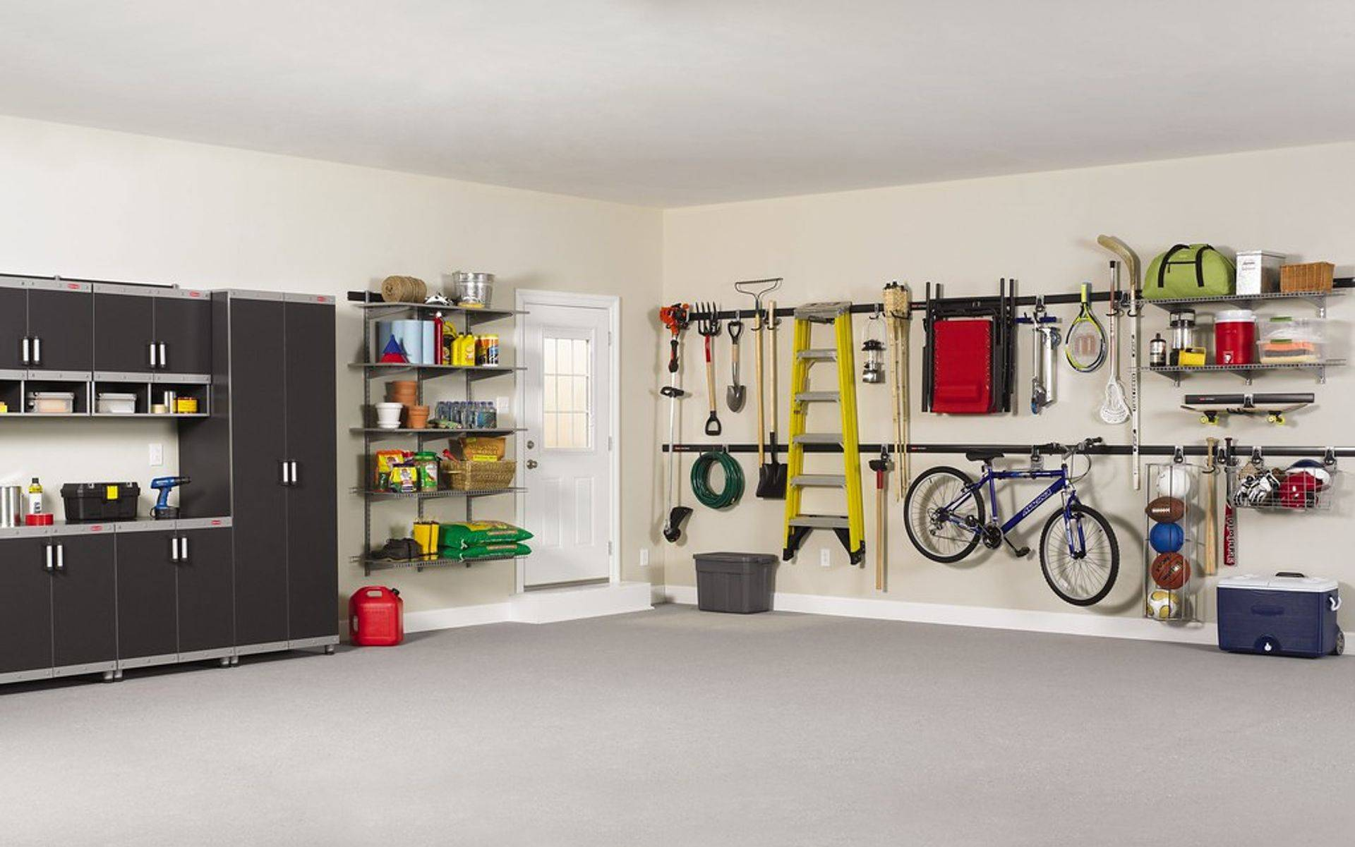 Expanding services to garages to apartments