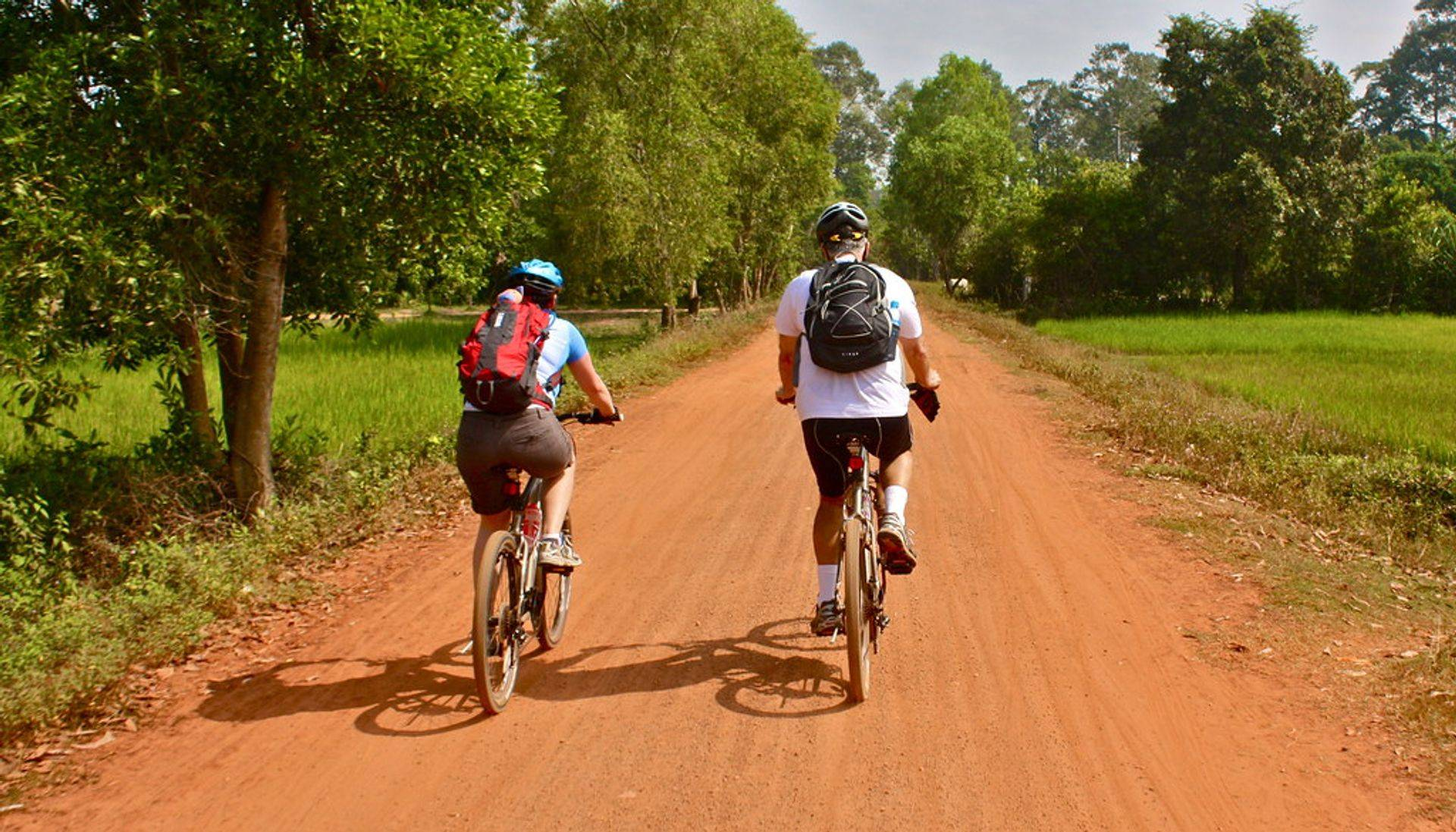 Local village cycling tour