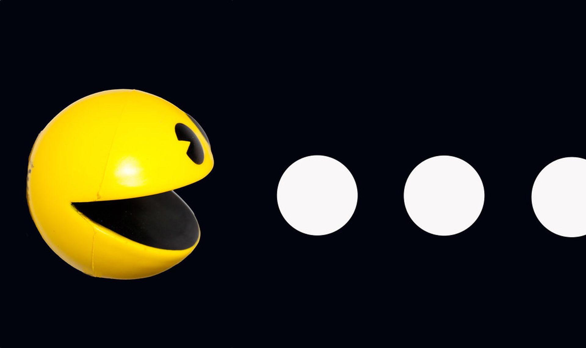 Pacman On The Hunt