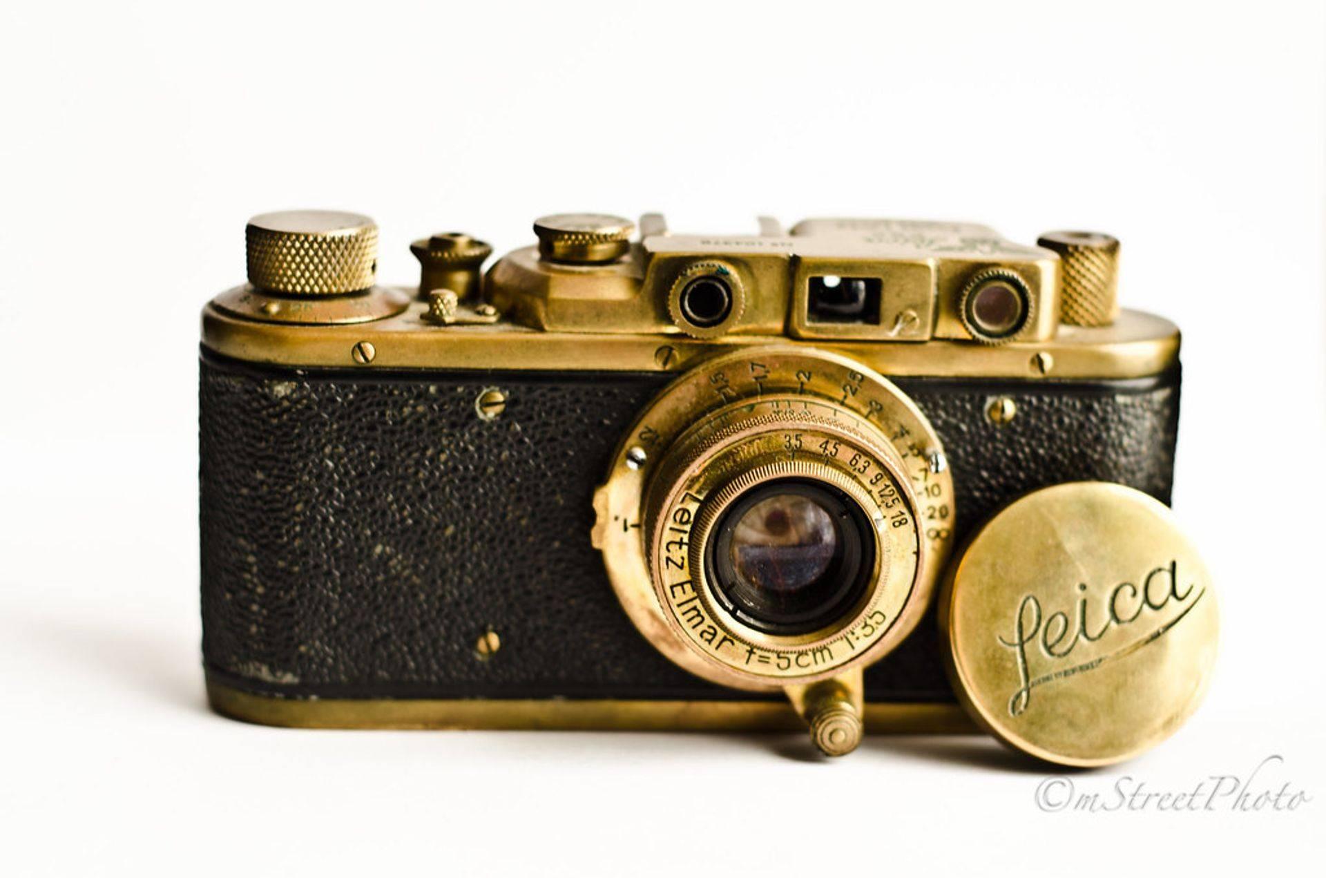world war 2 camera