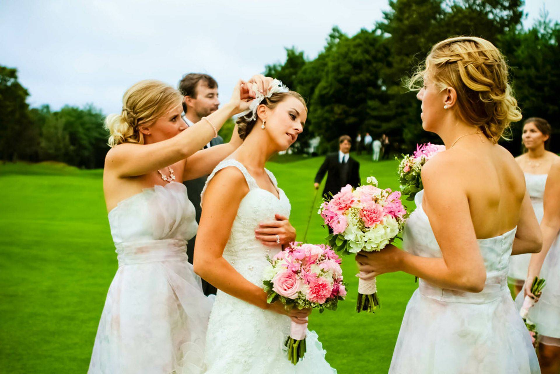 Bridesmaids, Wedding Marketing Solutions, Wedding Marketing Solutions New Jersey