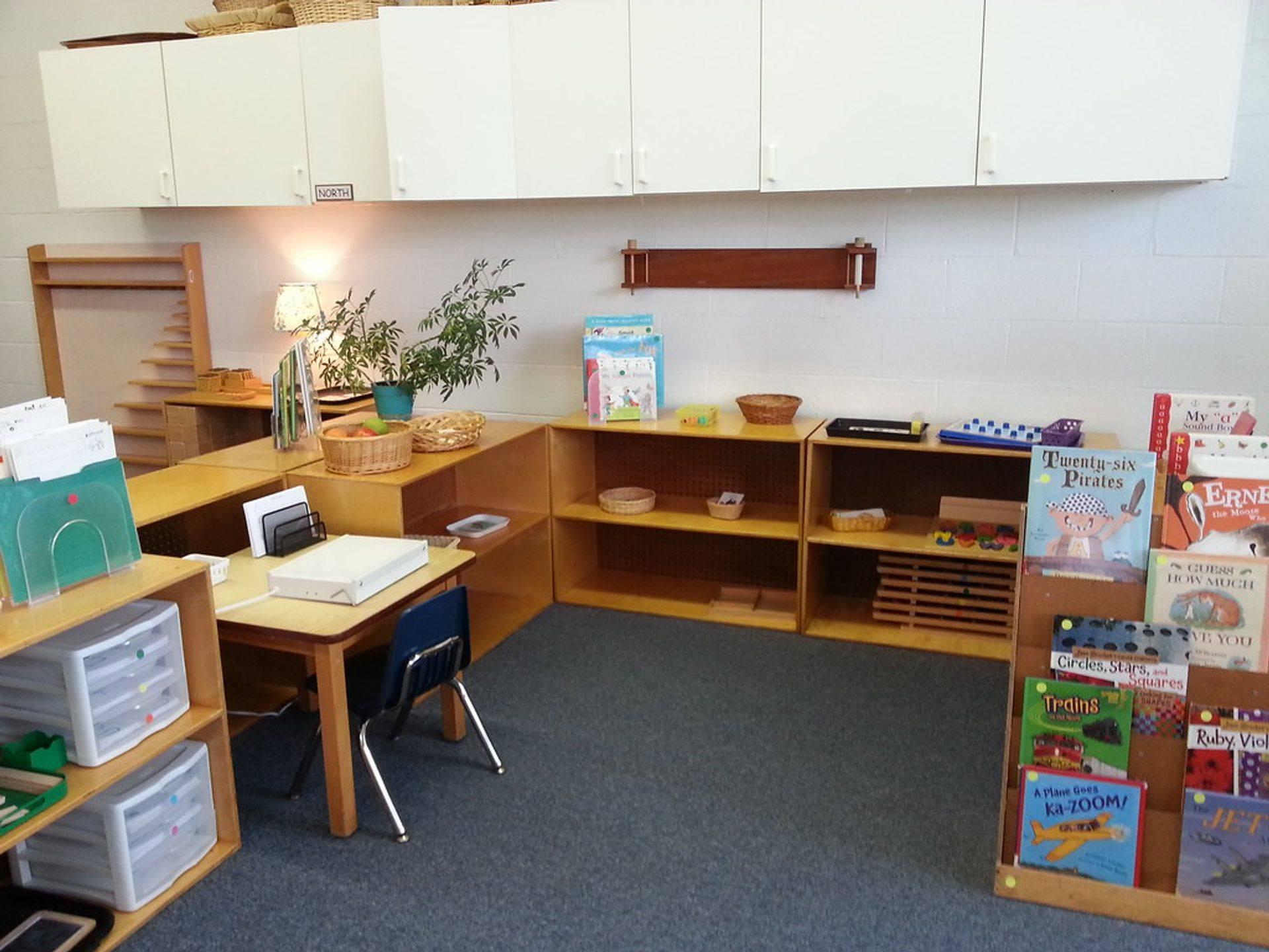 Primary Montessori Classroom