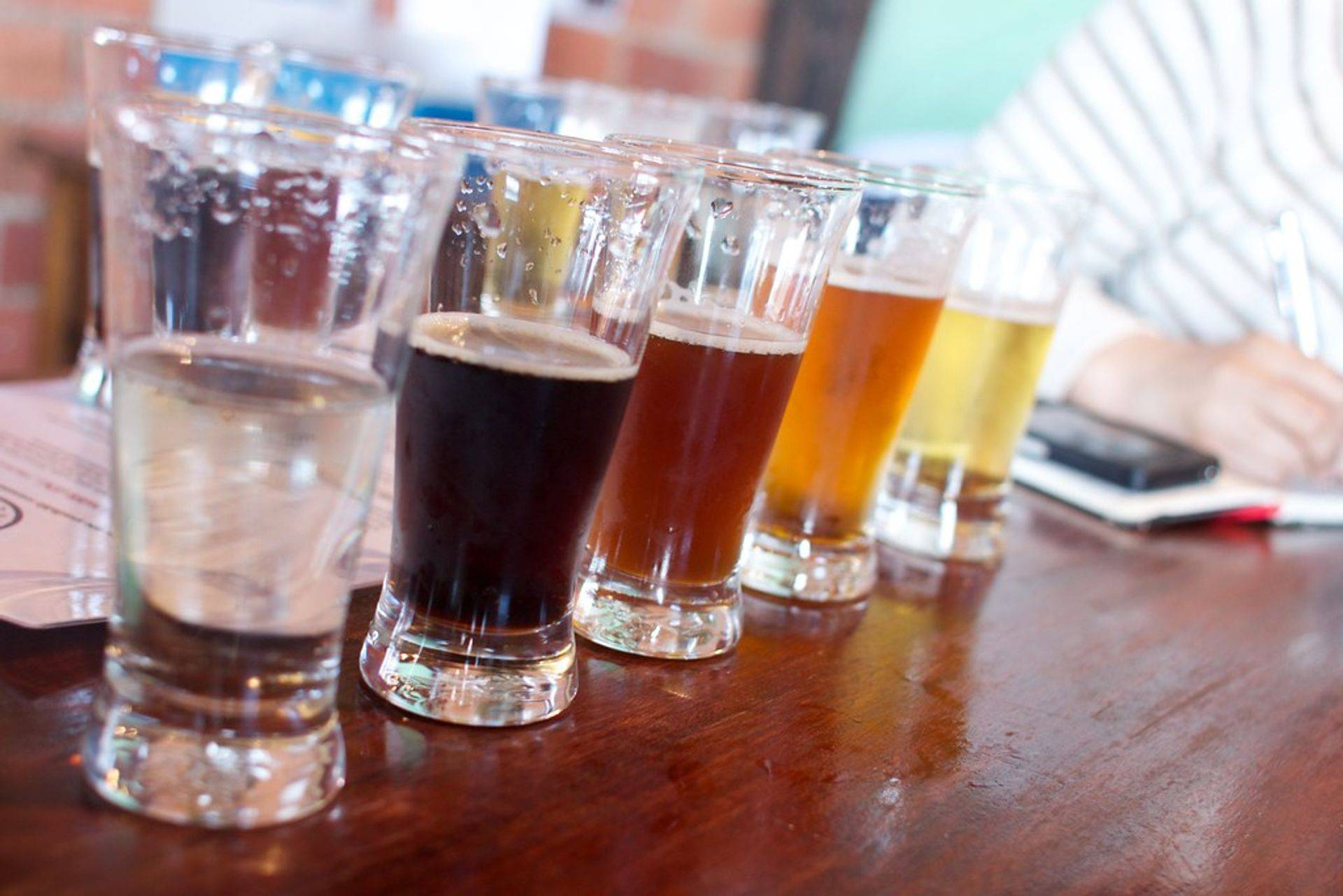Grumpy Old Men and Fannin Brewery Beers on Tap