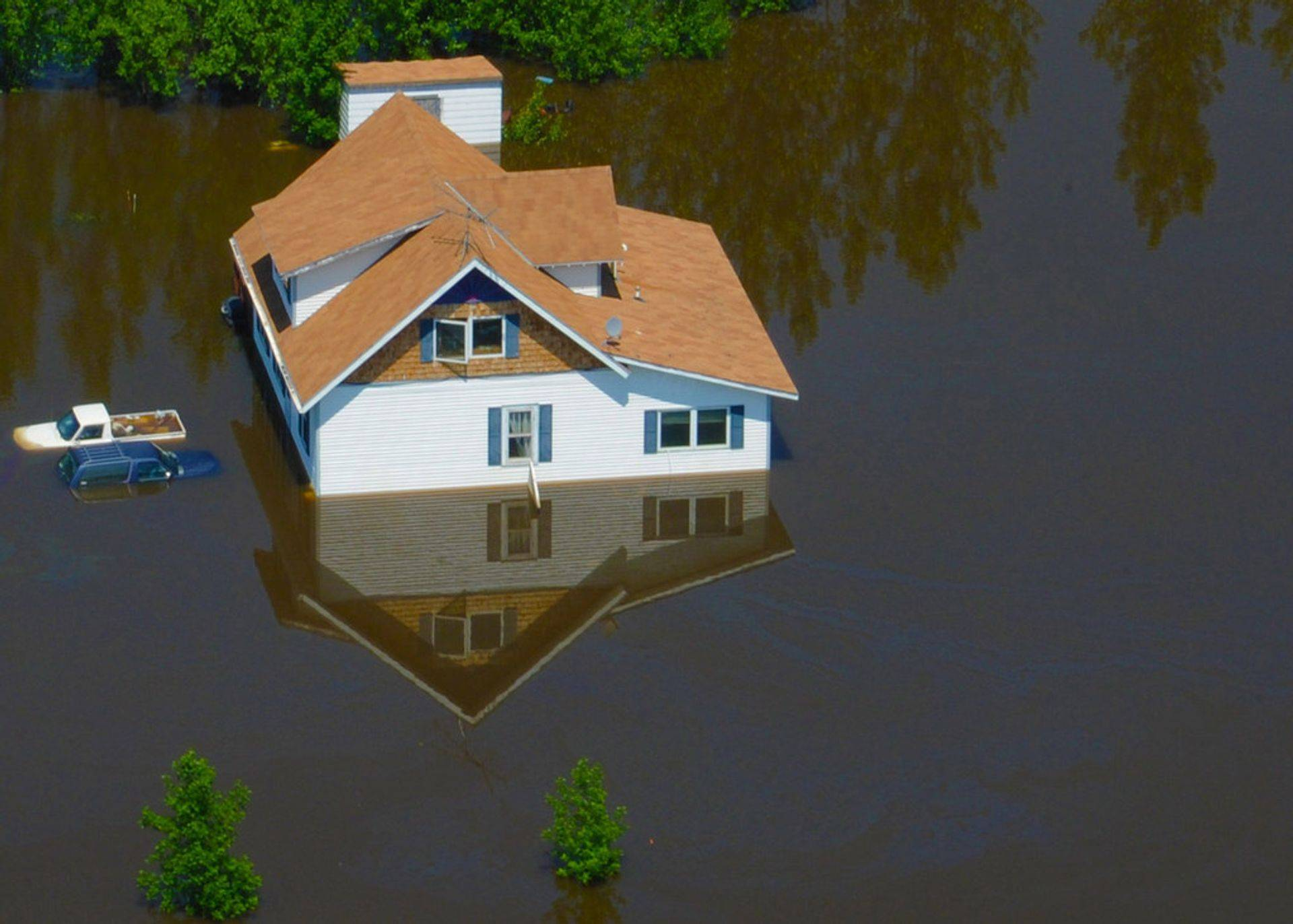 Flood damage Insurance claim