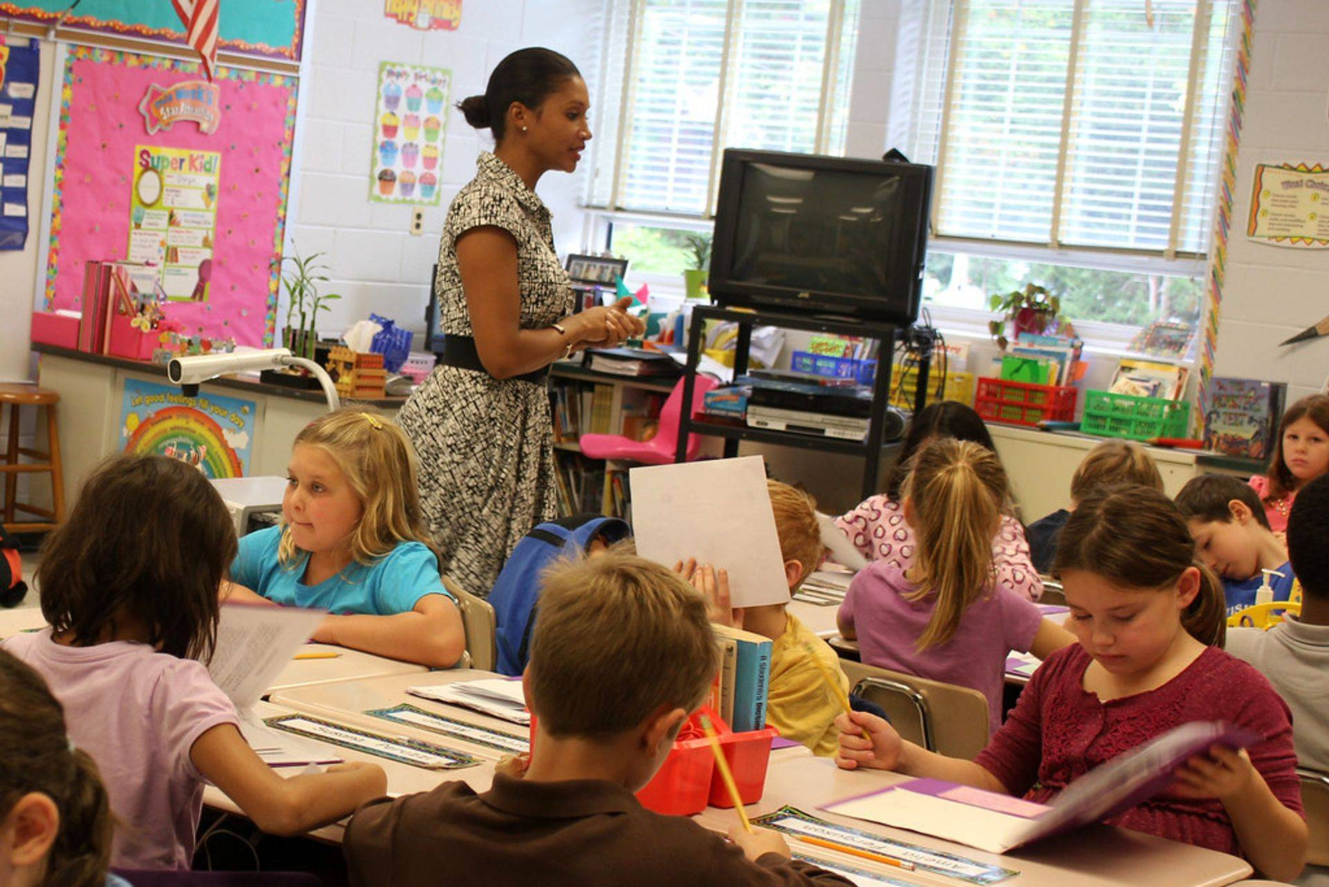 Professional Development Helps Teachers Engage Students