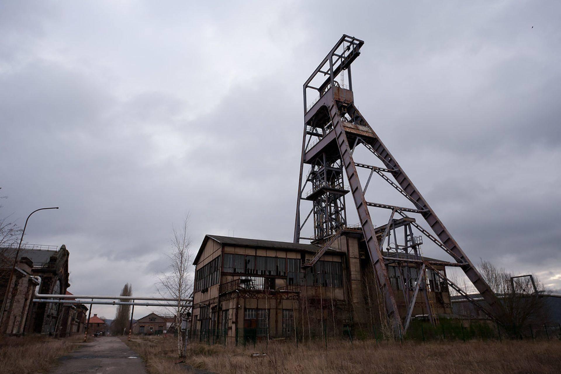 Colliery Coal Mining