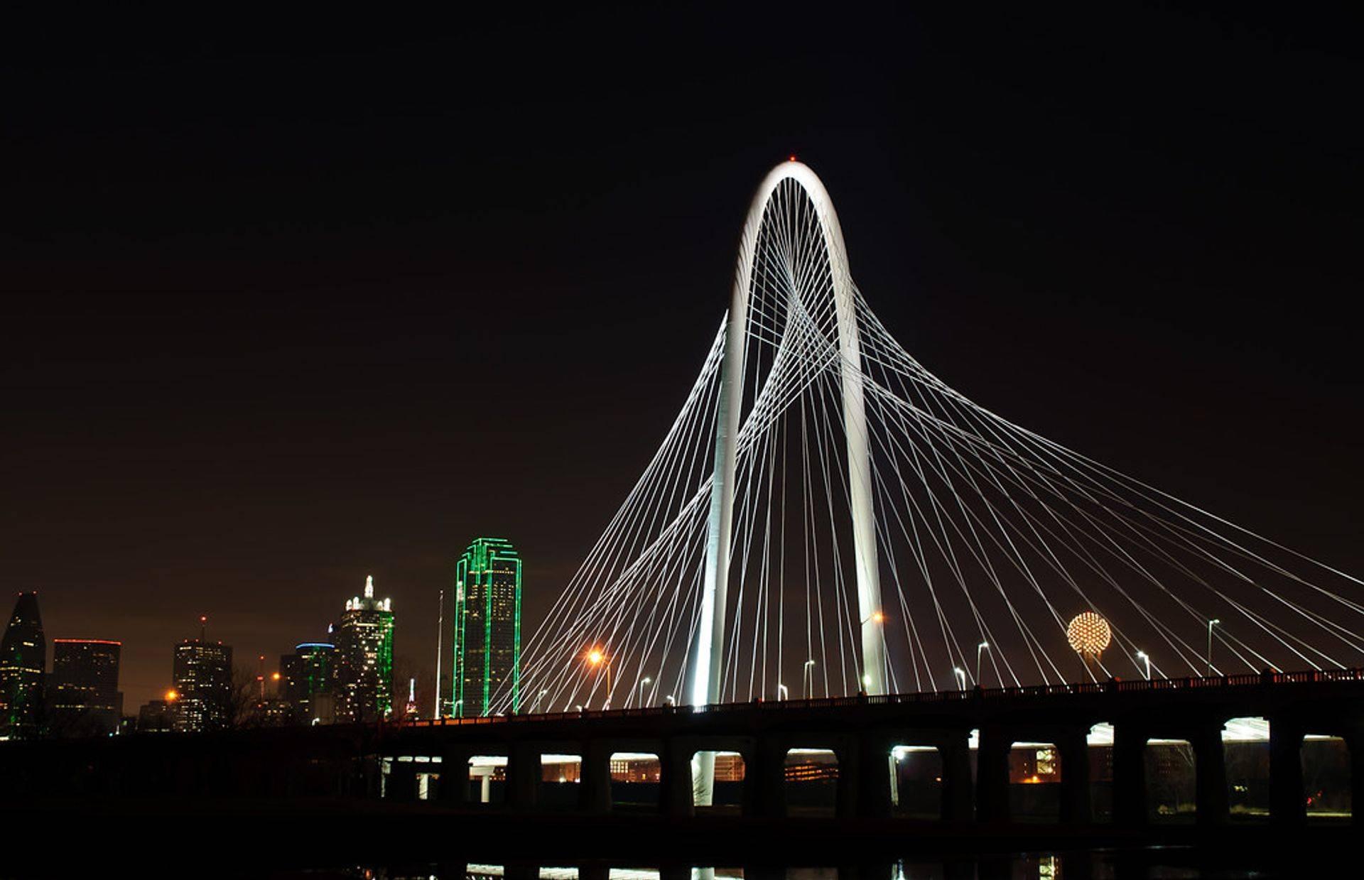 Reunion Bridge.