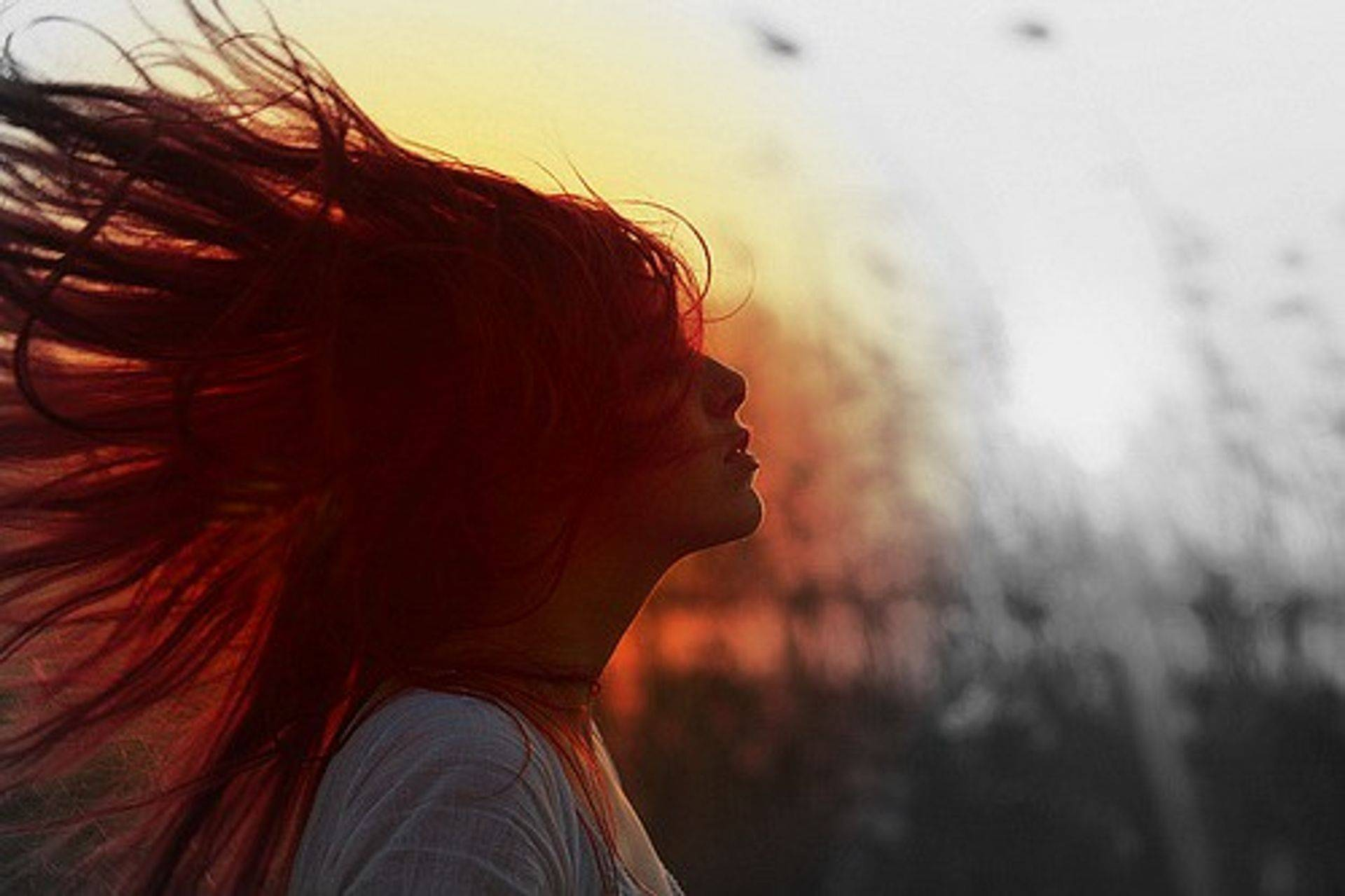 When was the last time you were blown away by your hair?