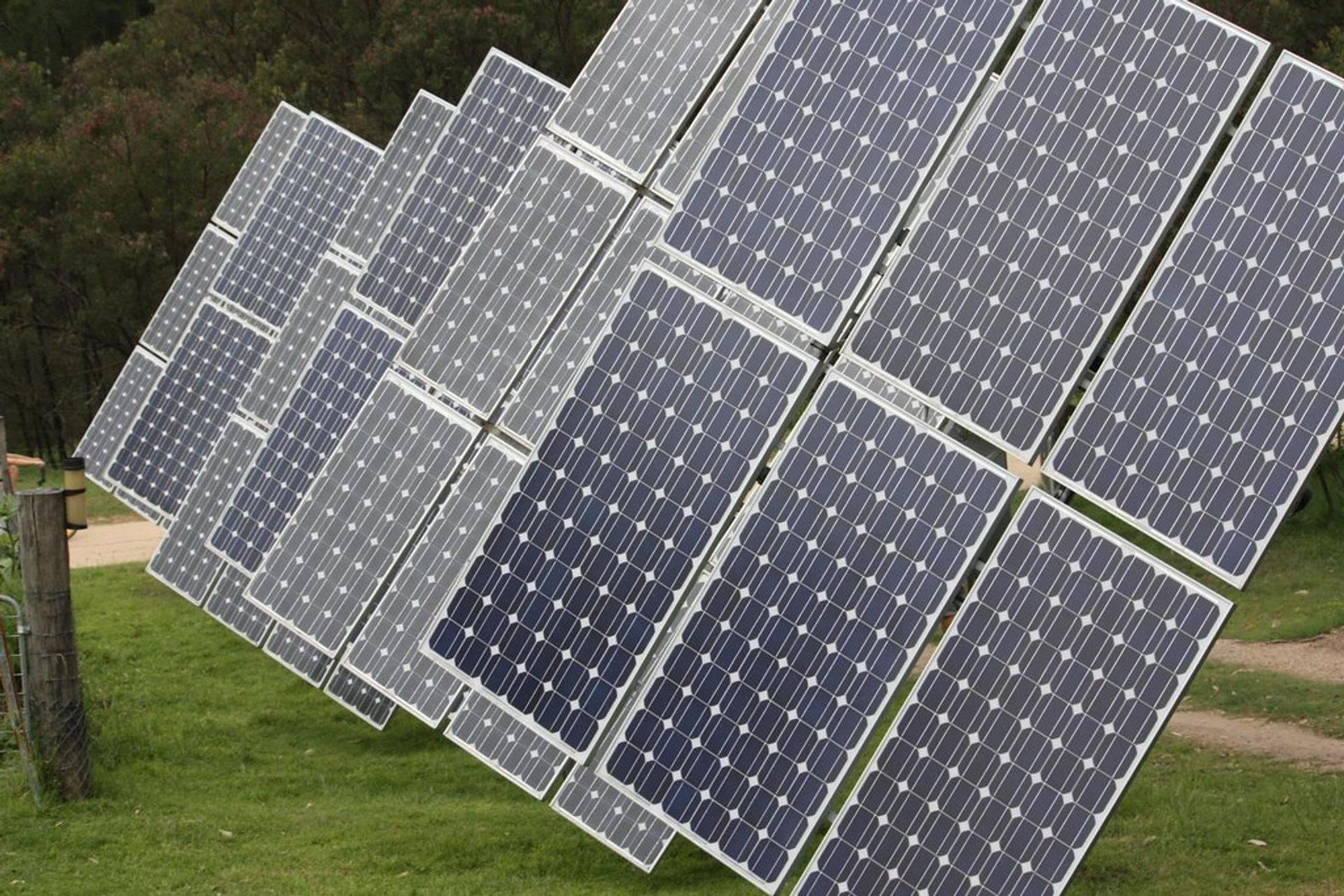 Solceller bästa kvalitet