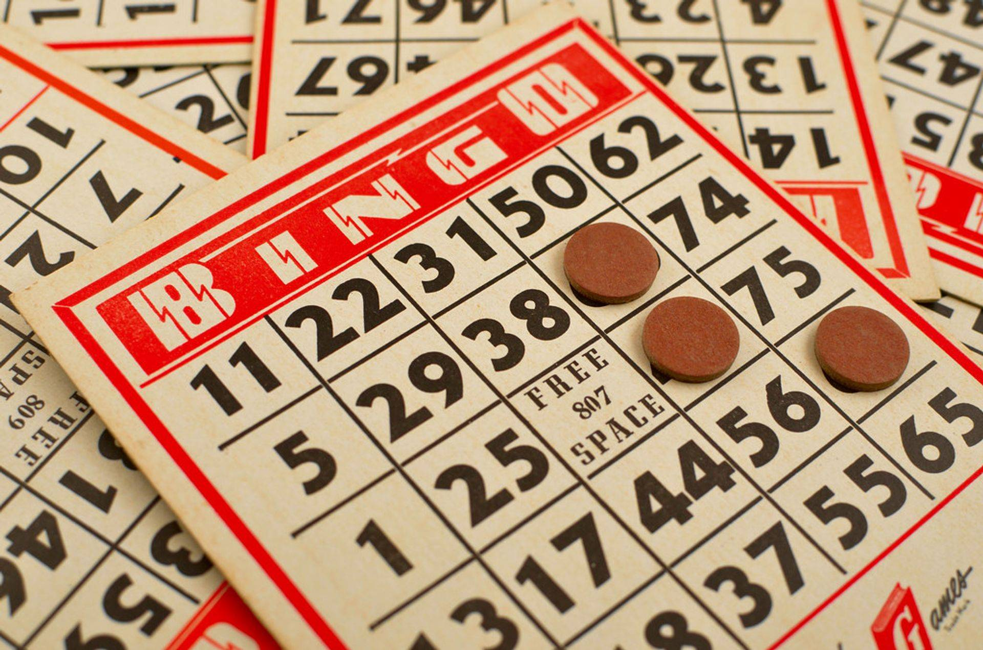 Old Fashion Ways Of Playing Bingo