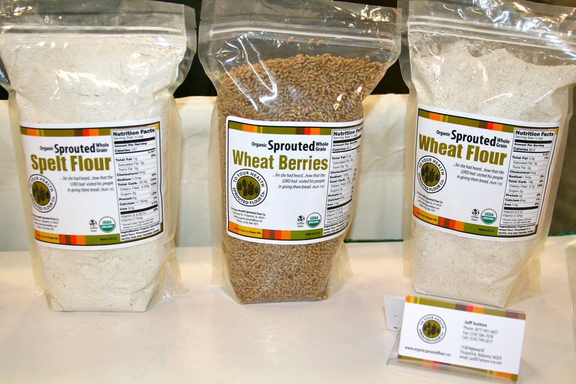 Herb & Health Foods at Le Natural Mall