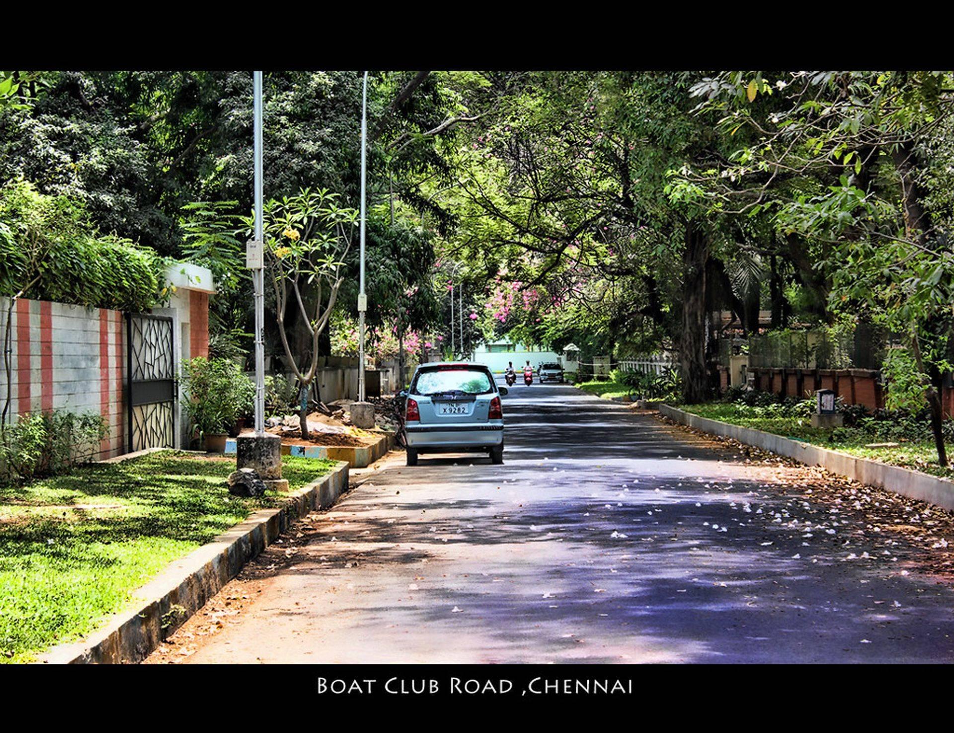 boat club road-chennai