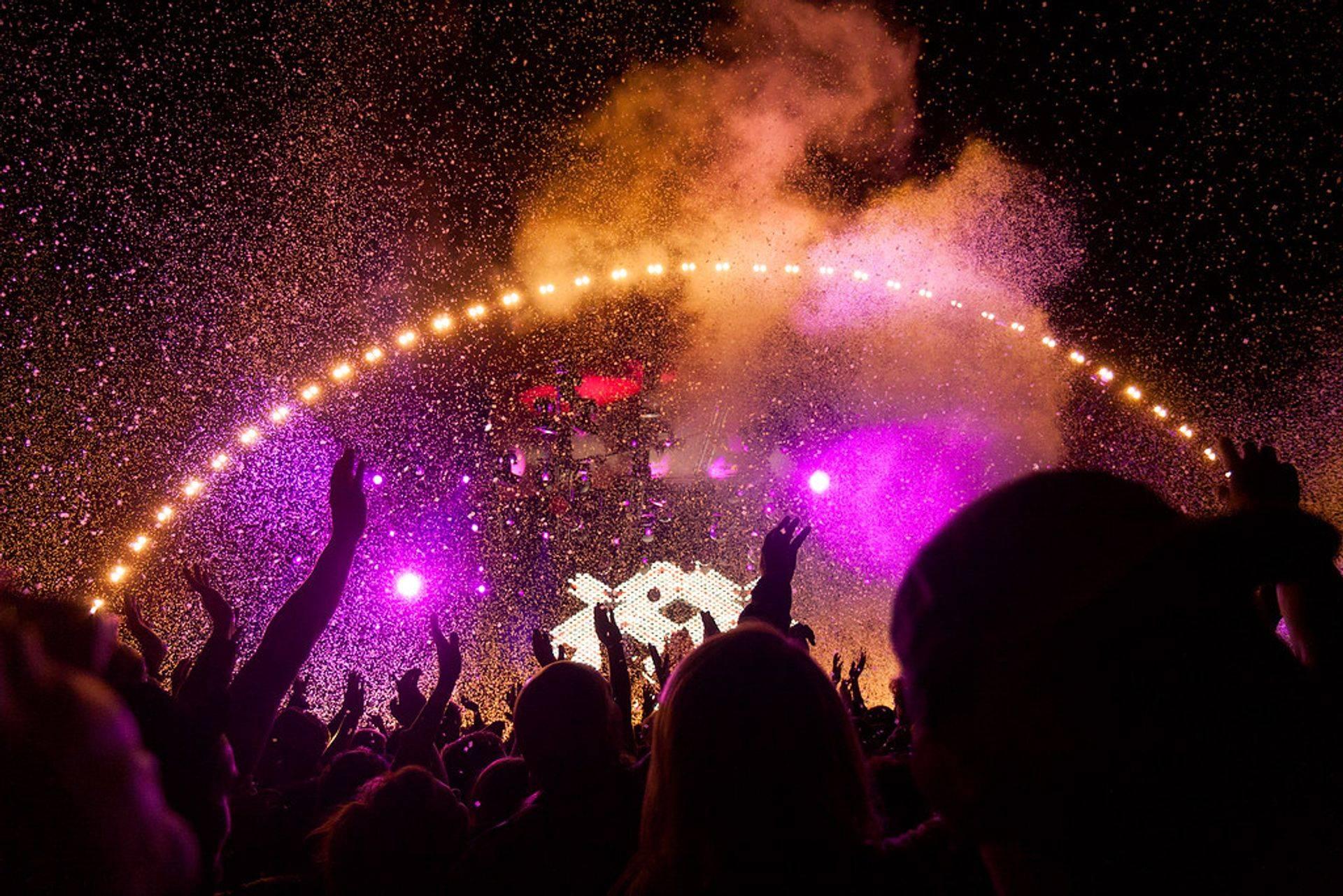 Roskilde Festival rykker