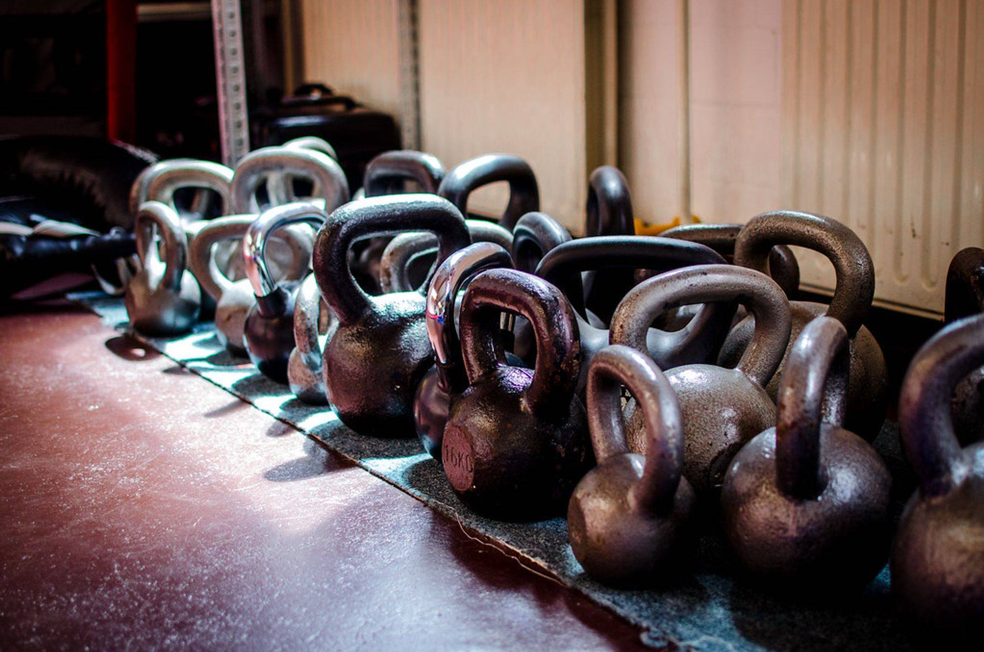 Personal training - gym