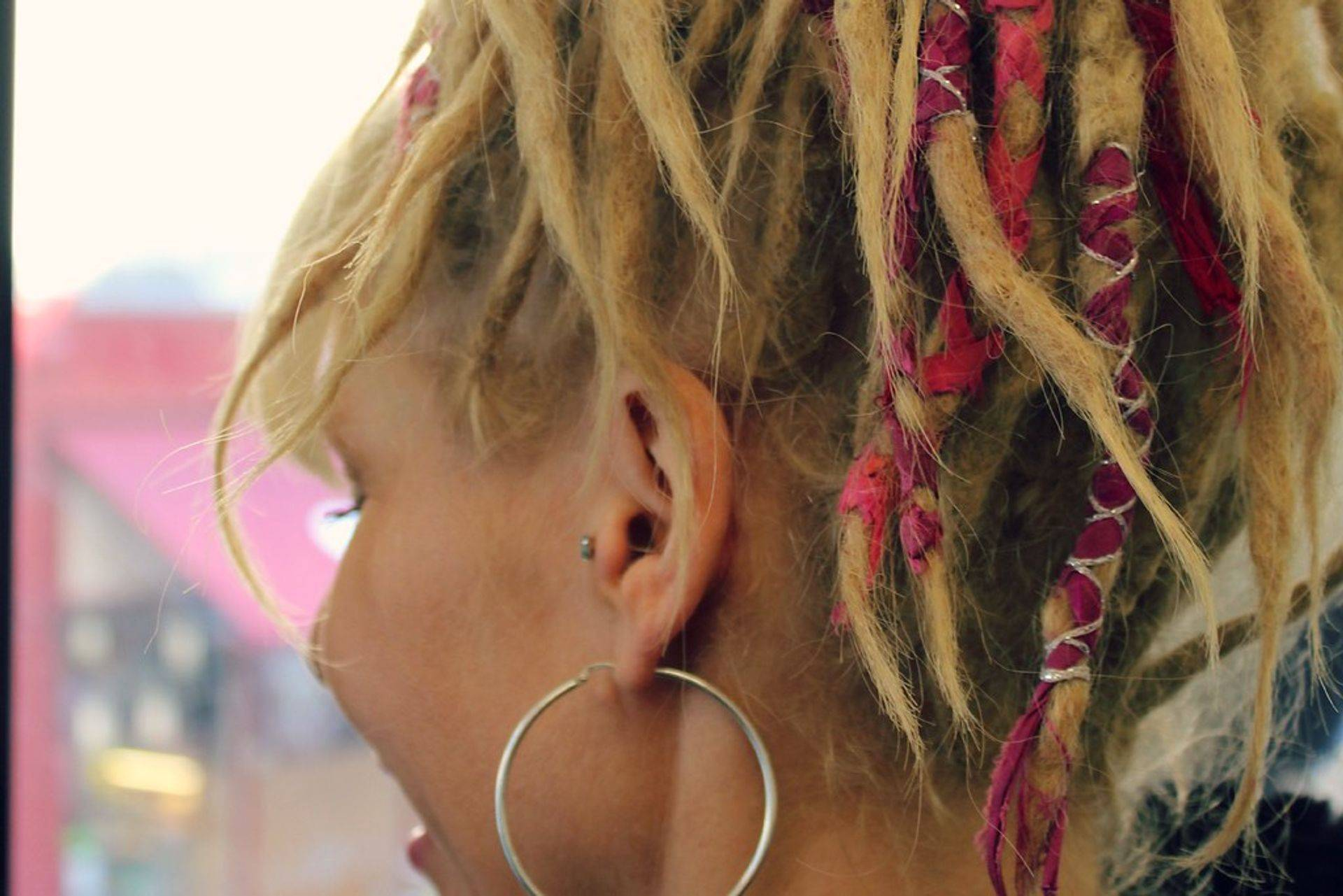 Dreadlocks bee are inspired by.