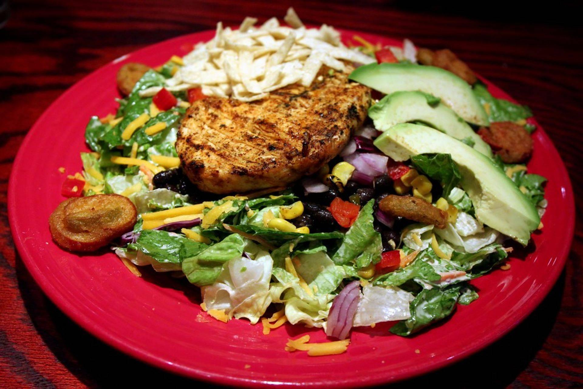 chicken salad at its best