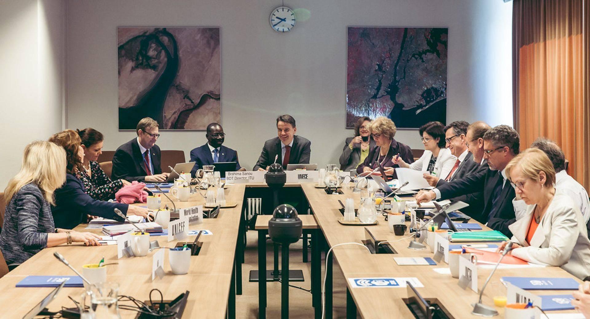 Conseil Ministérielle, Concertation