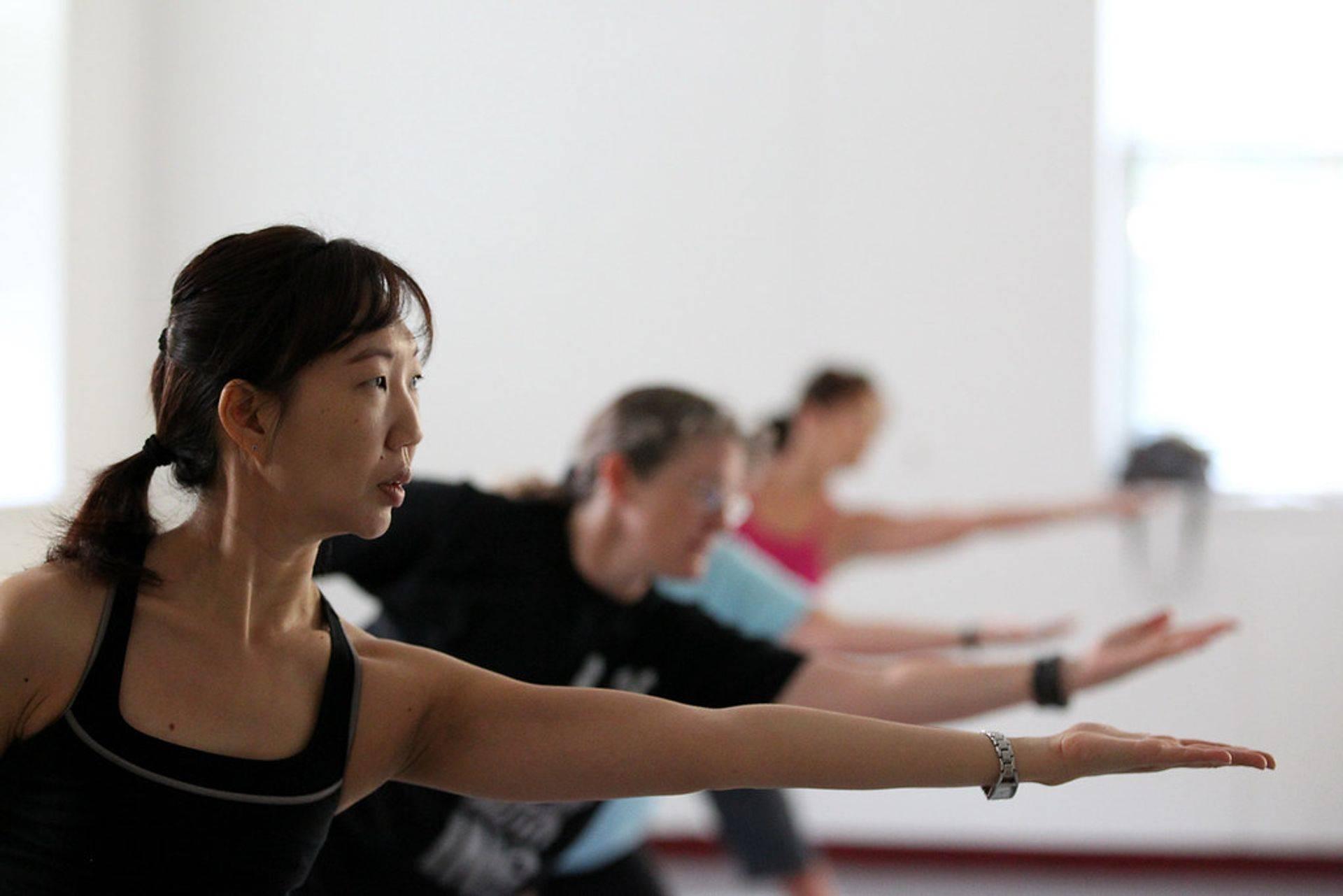 Kleinschalige Yoga groepen