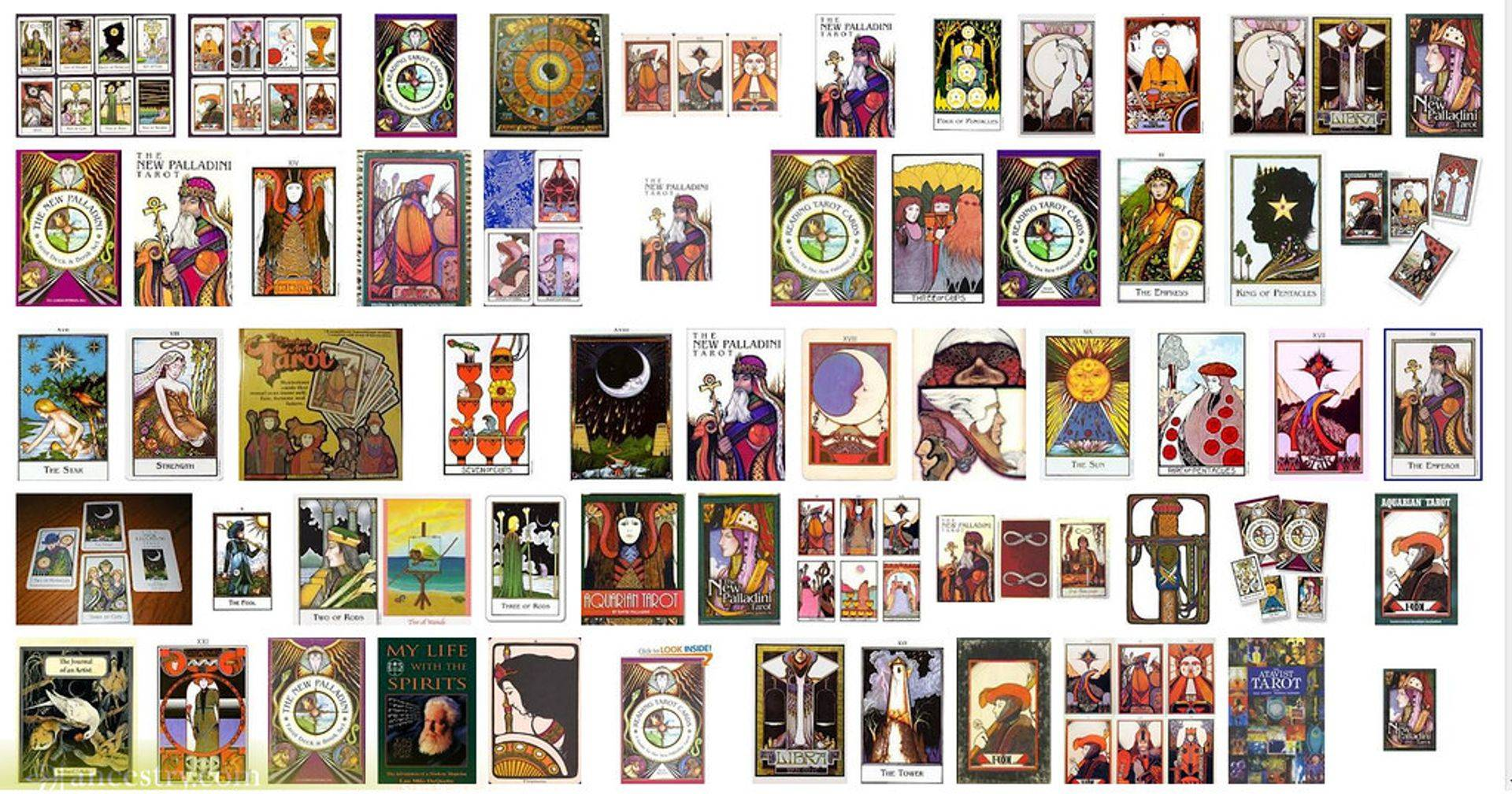 an analysis of tarot card reading in the world of psychics and astrology