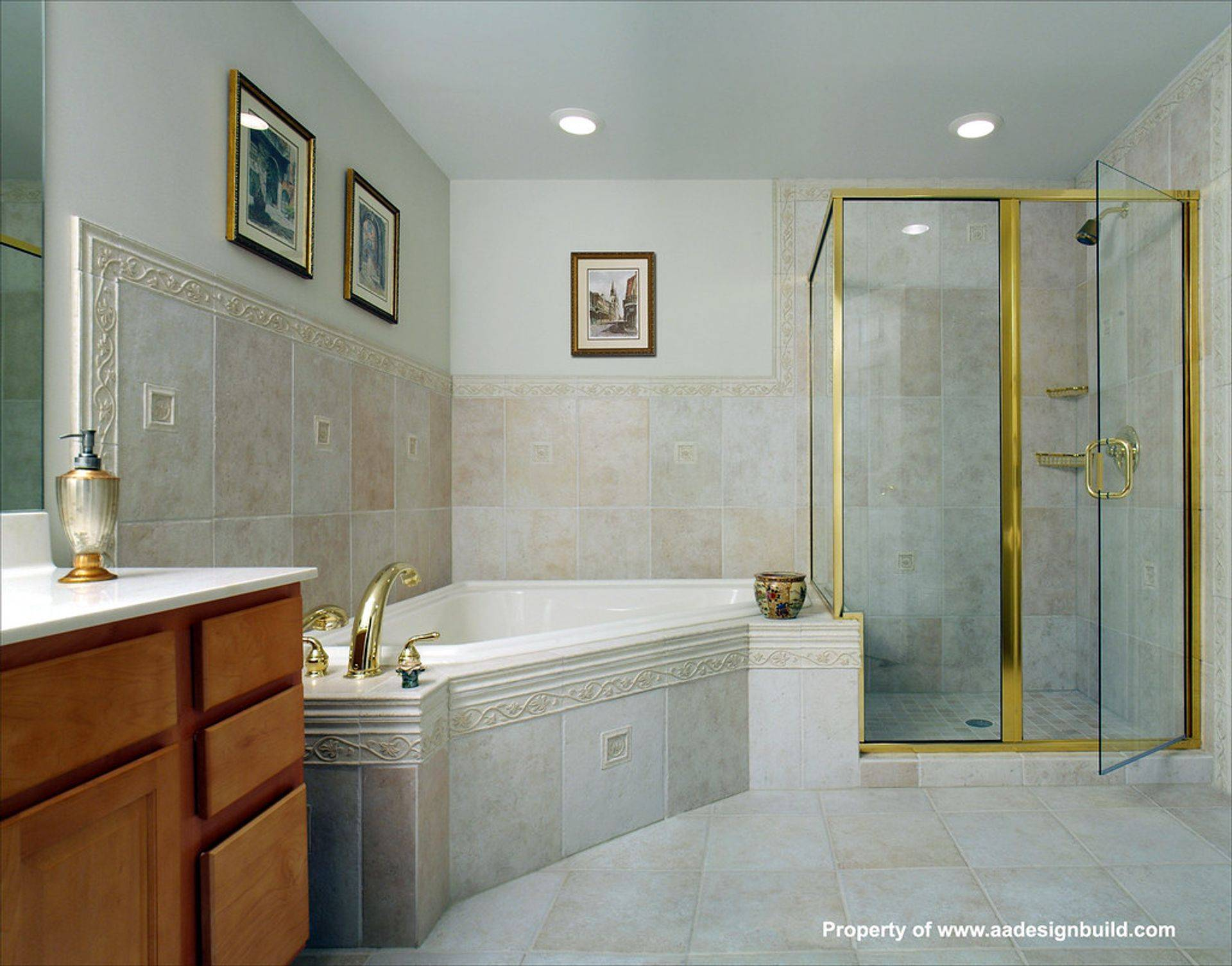 Full Bathroom disinfecting