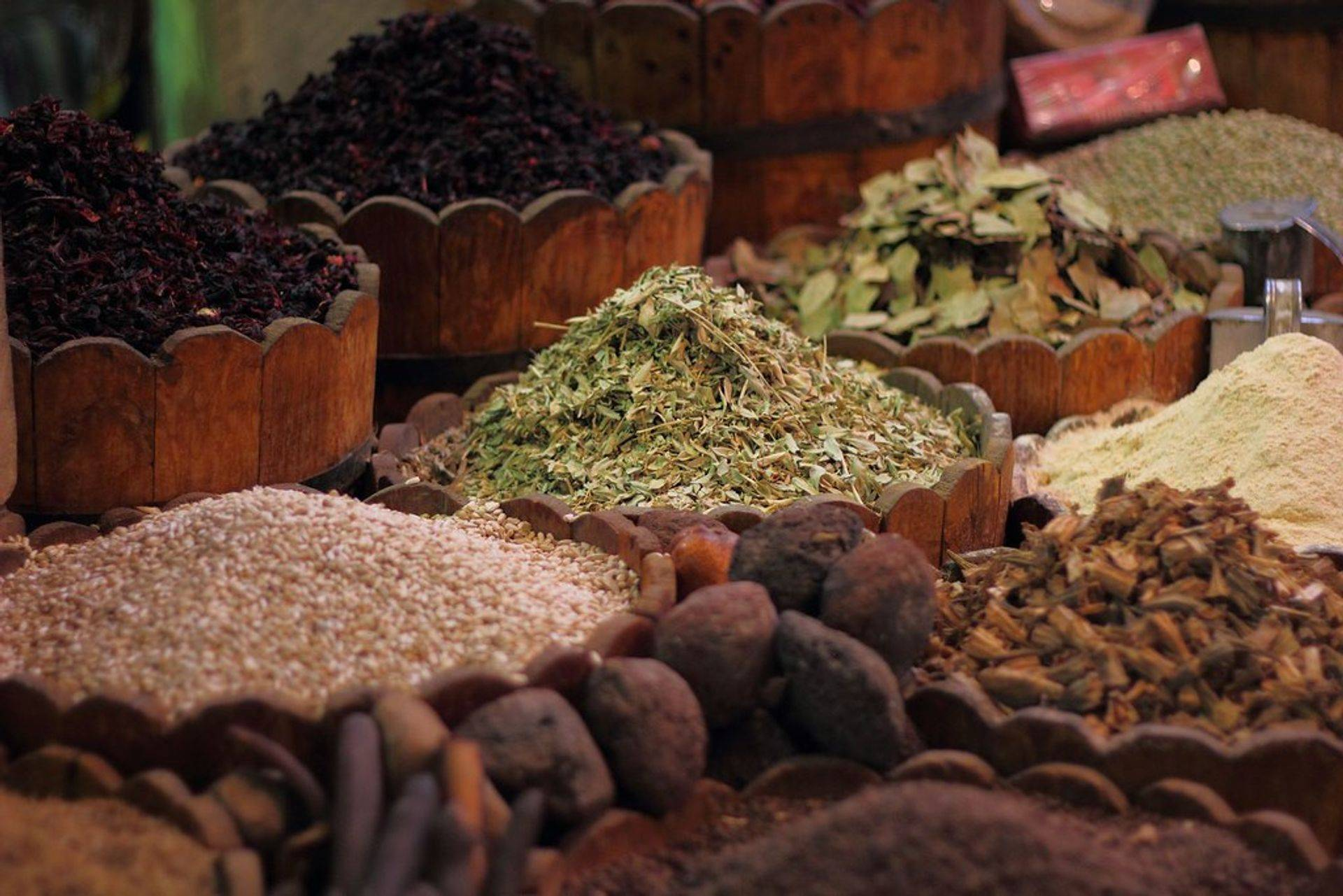 Global Buyer & Supplier of Spices
