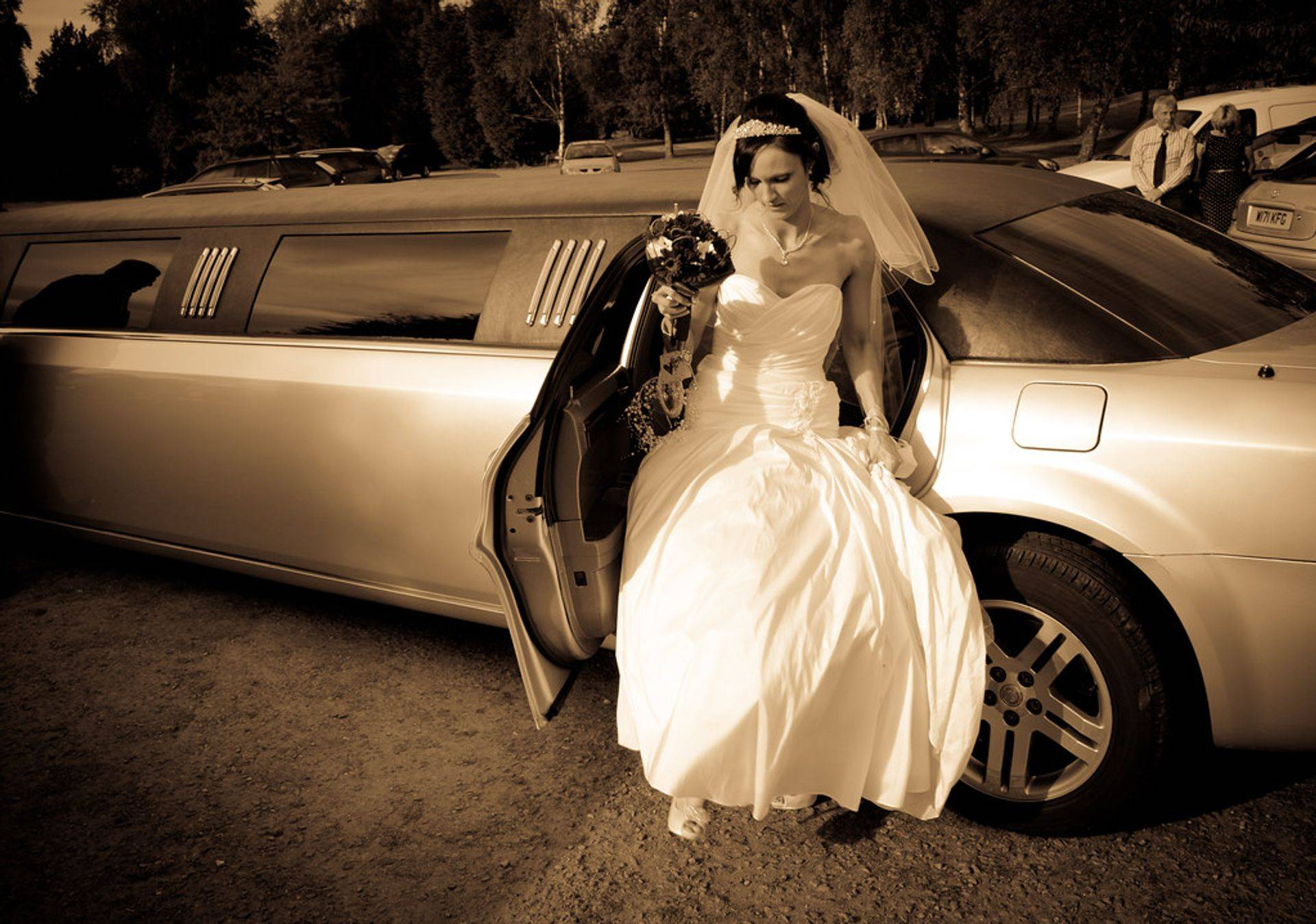 Weddings can be a hastle let us plan the ride!
