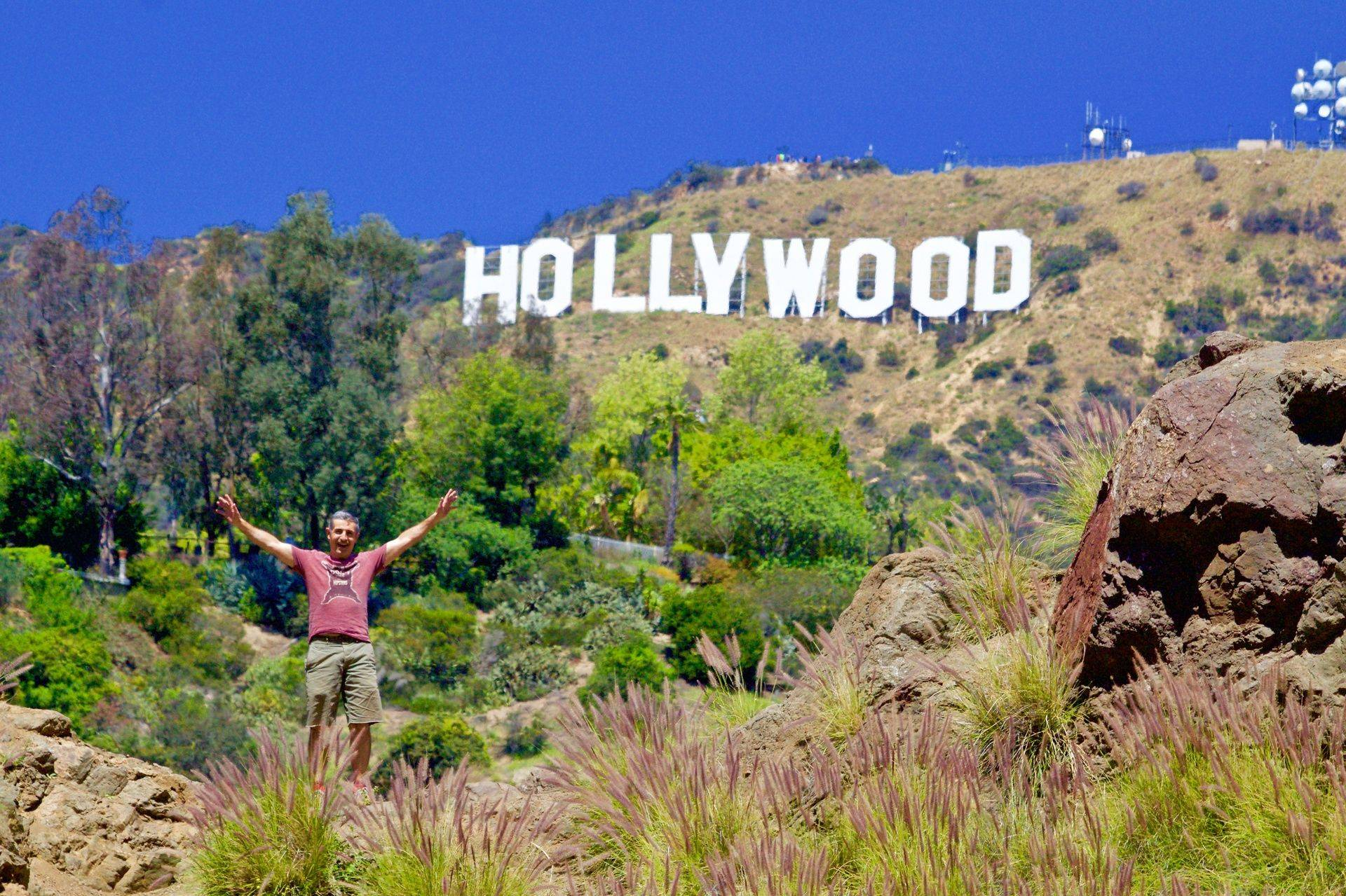 Bike Tours Hollywood Los Angeles Sightseeing Tour