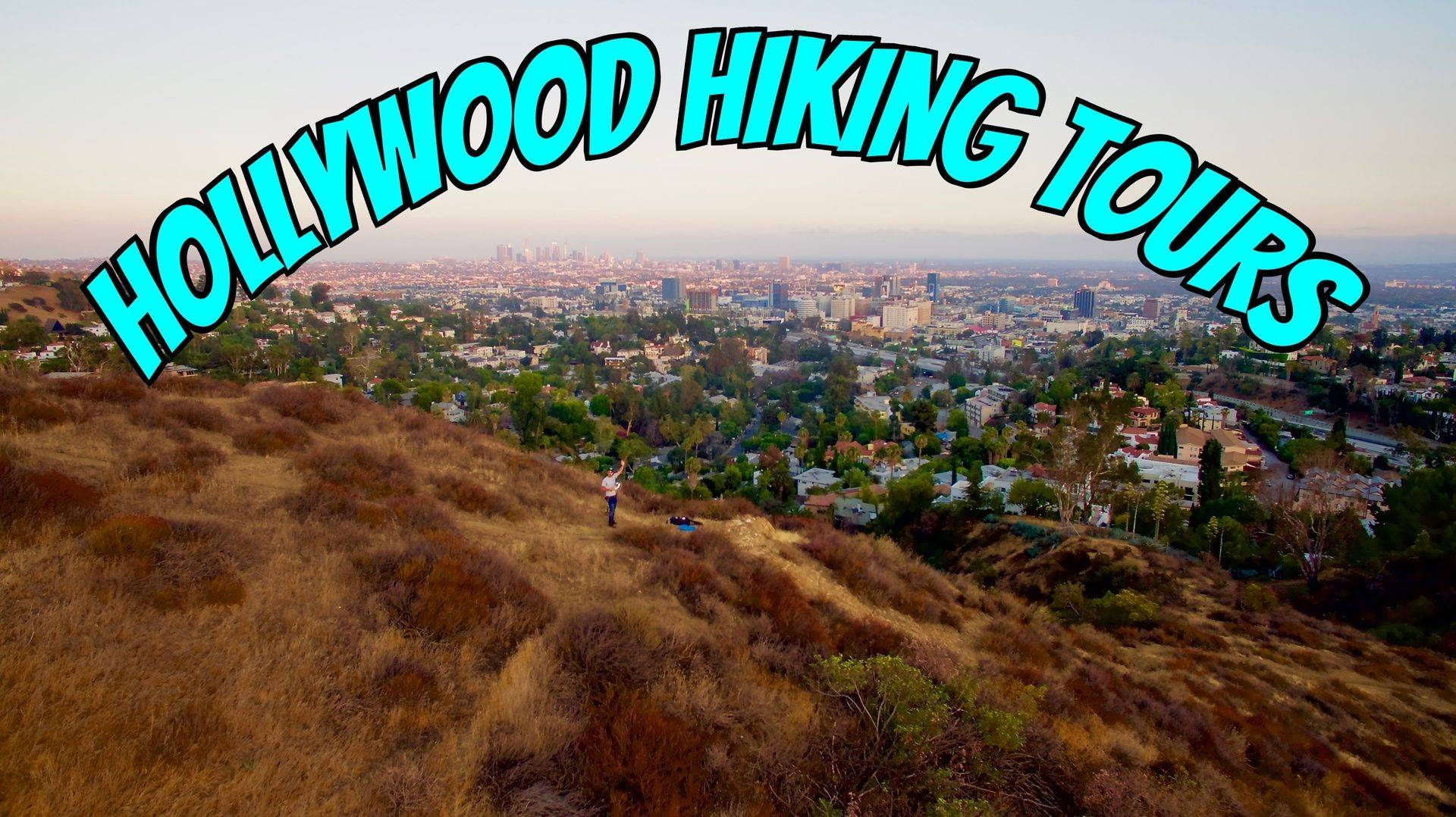Hollywood Sightseeing Hiking Tours in Los Angeles, California