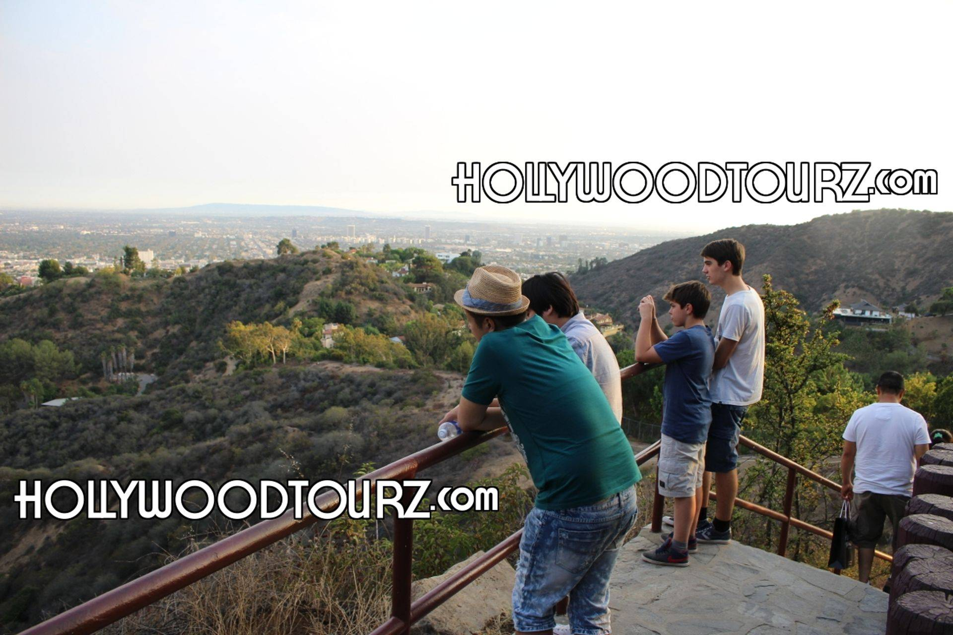 Hollywood Tours Sightseeing bus and bike Tours in Los Angeles, California