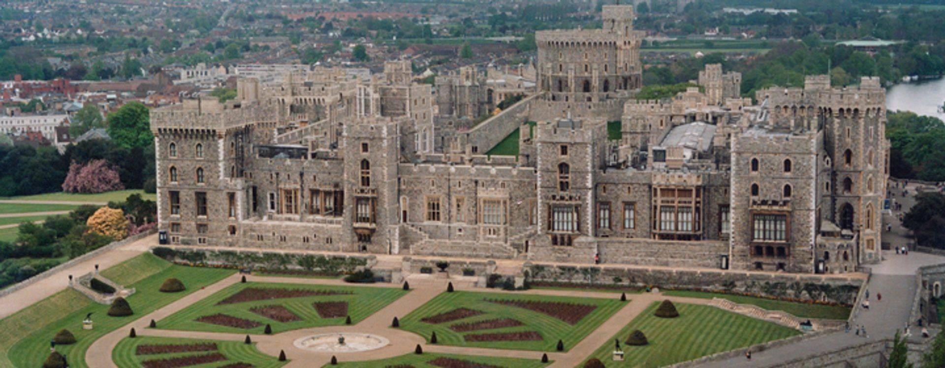 windsor castle, Bem em Londres