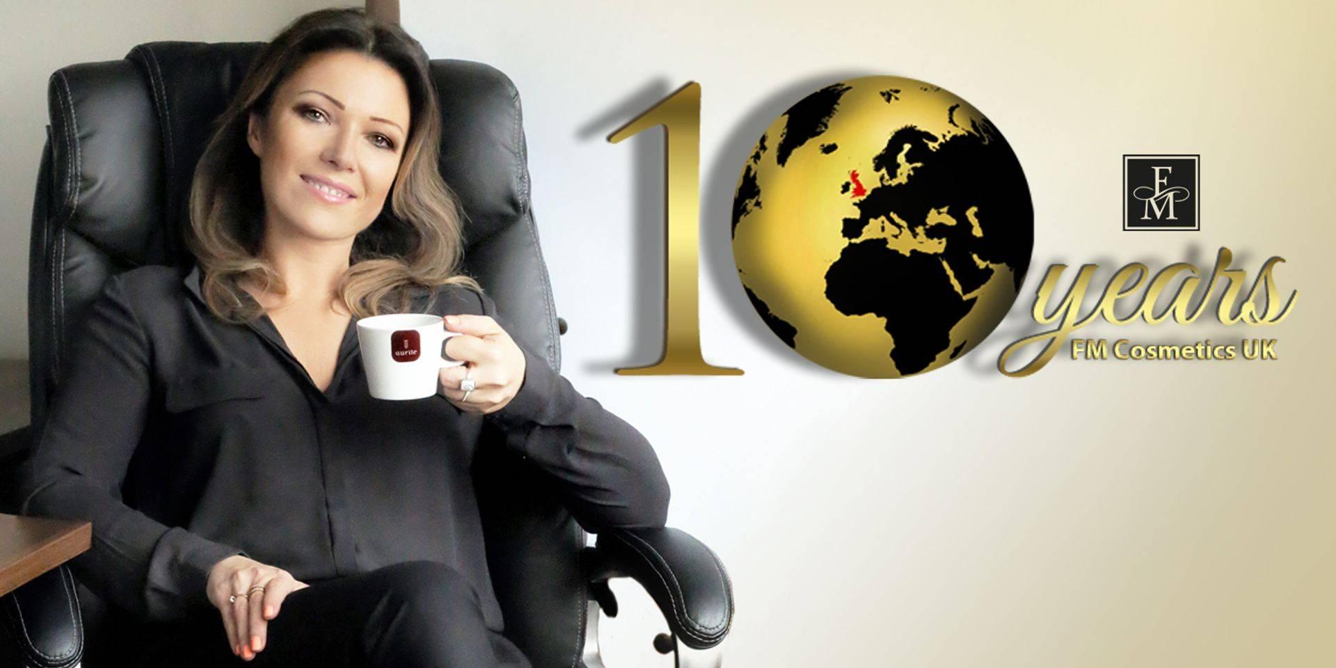 10 Year of Success FM World