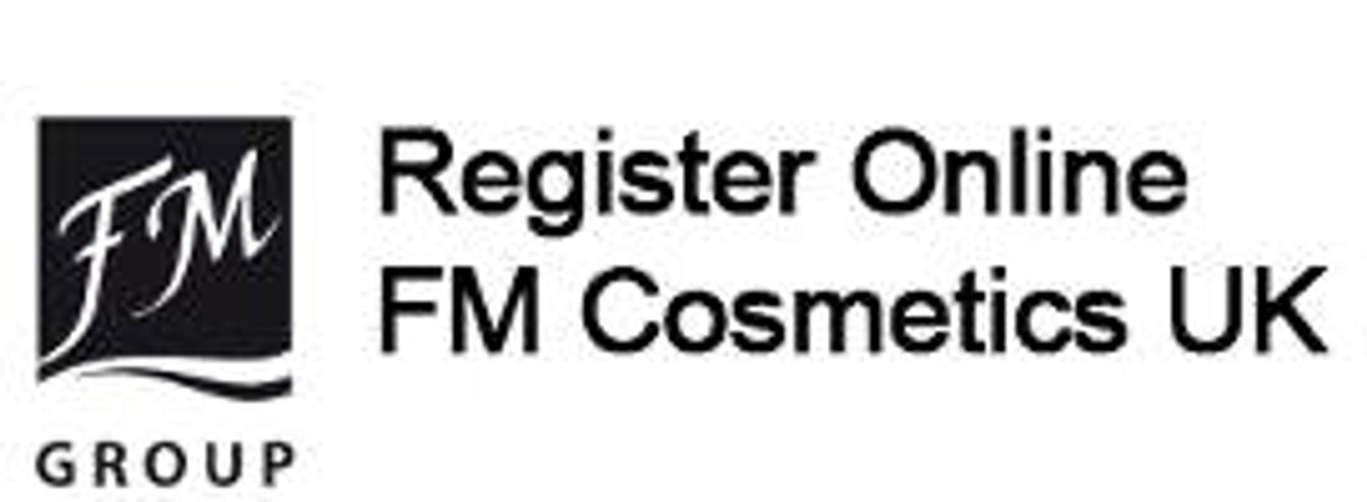 register fm cosmetics uk