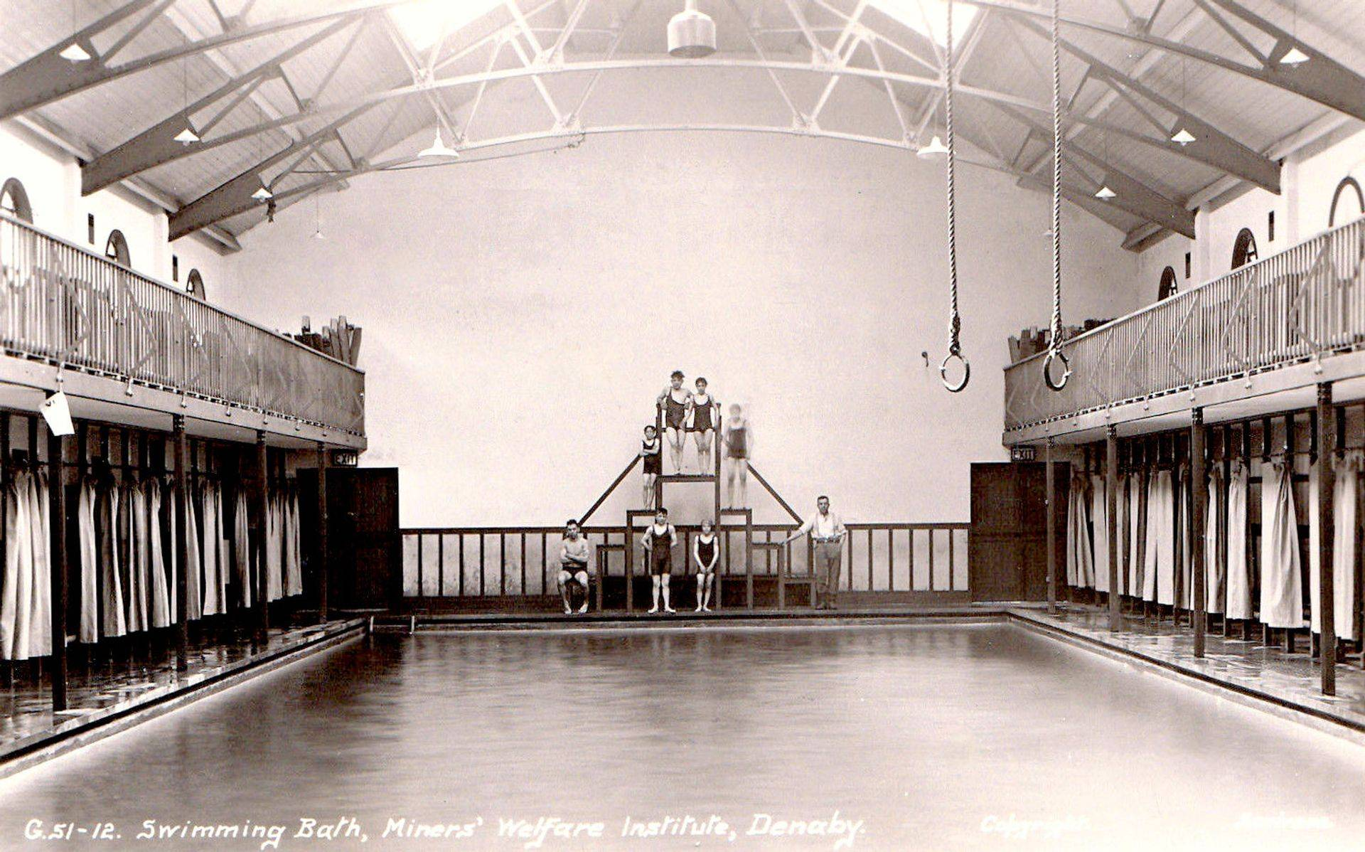 Denaby Baths