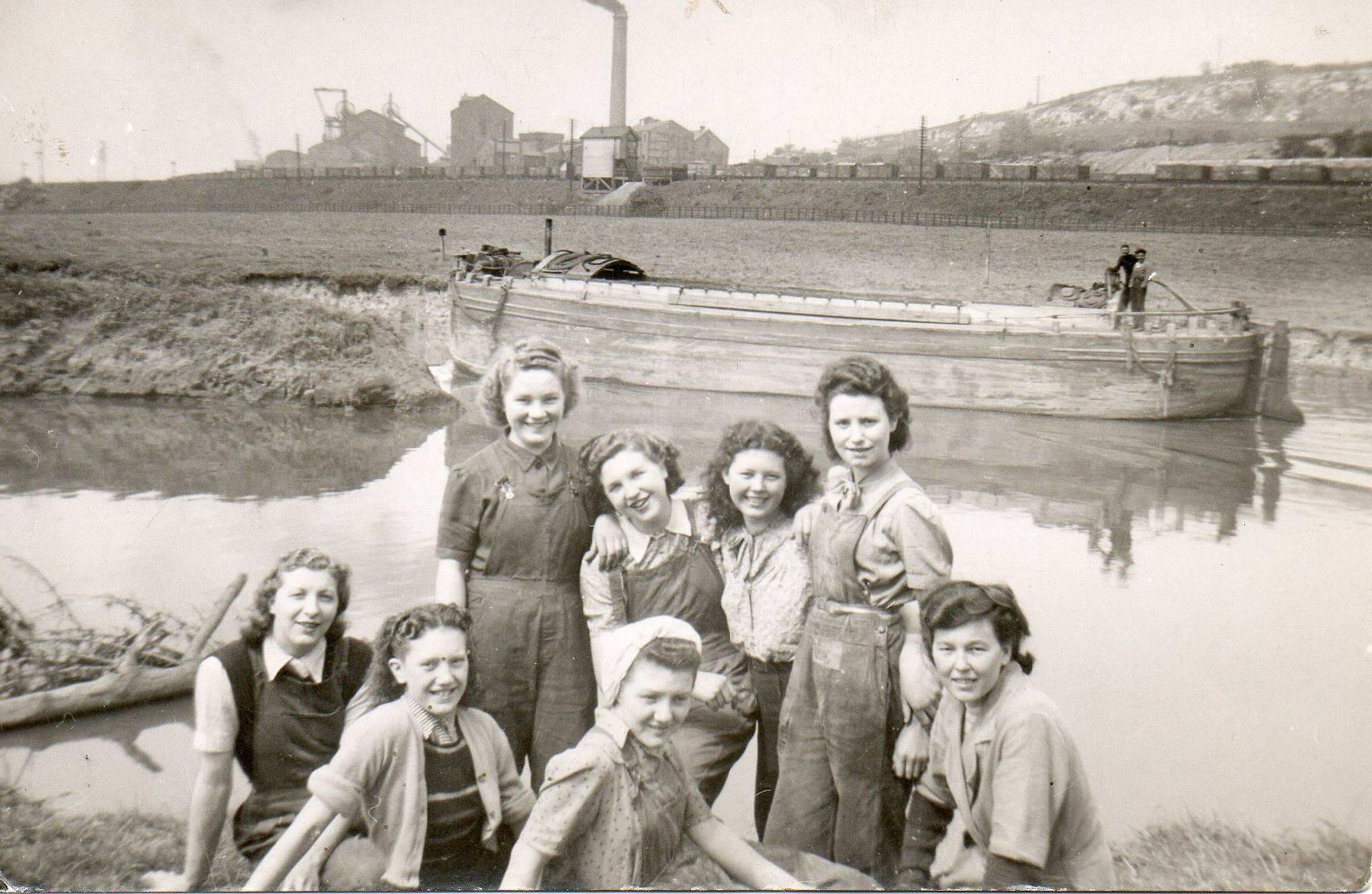 Sickle Workers Burcroft
