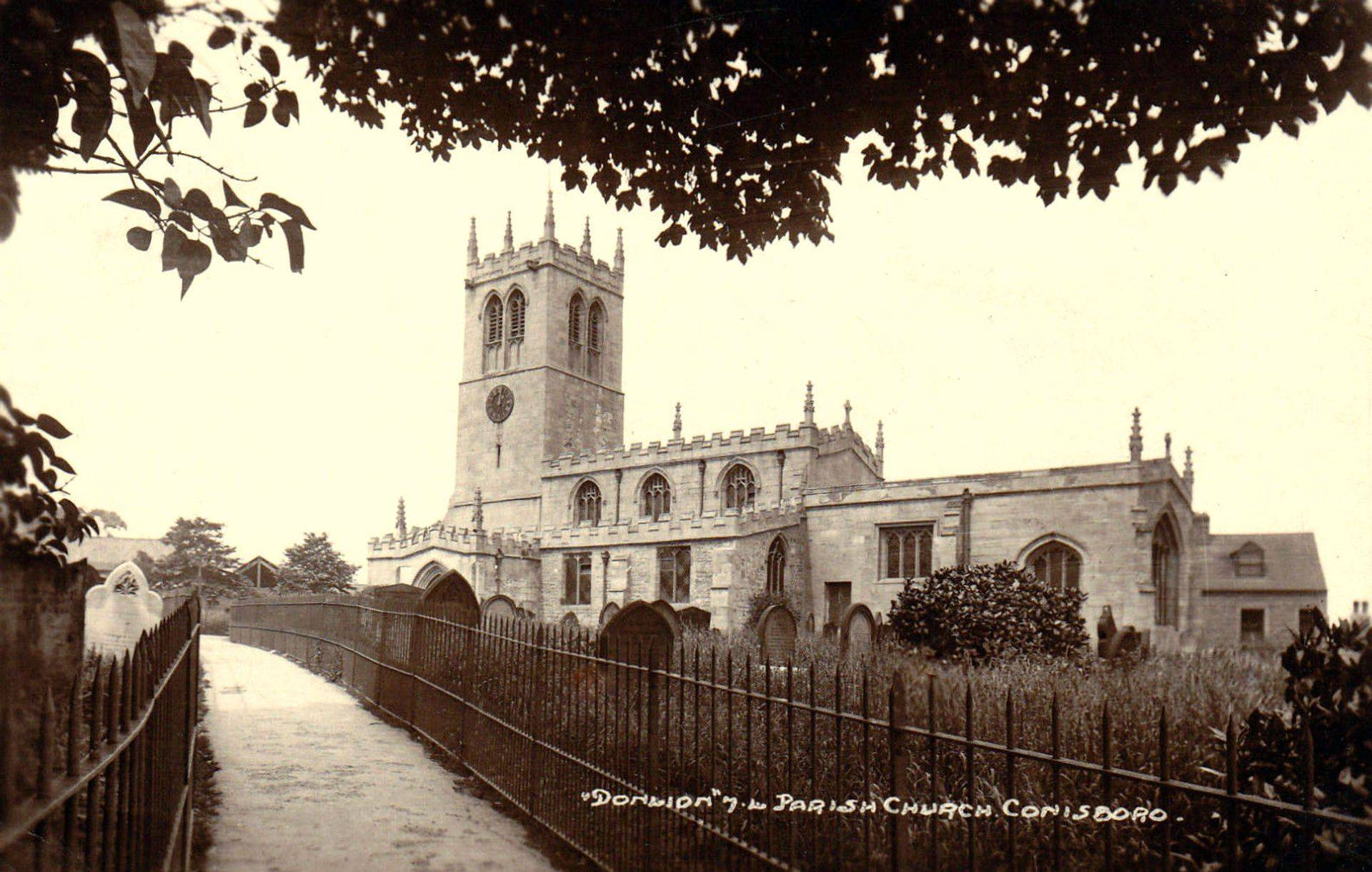 St Peters Church Conisbrough