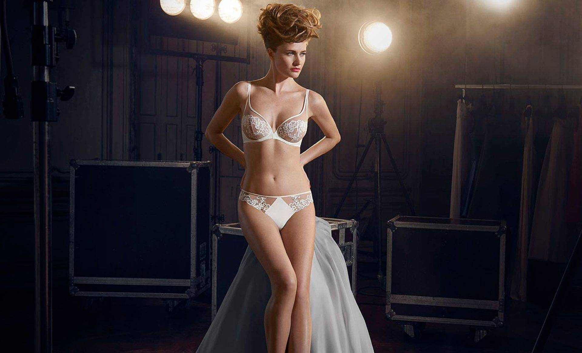 SImone Perele Spring Collection