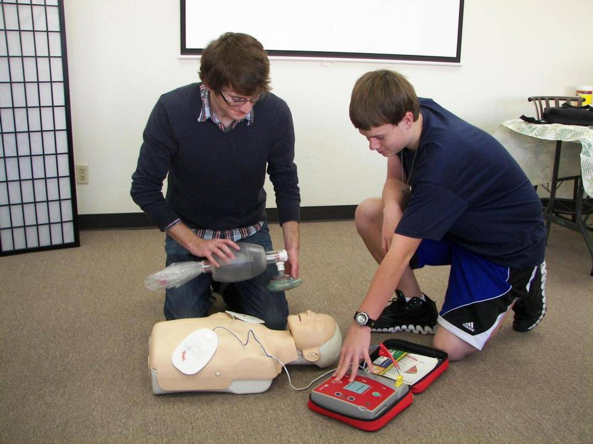 CPR classes offered morning and afternoon to fit your schedule.