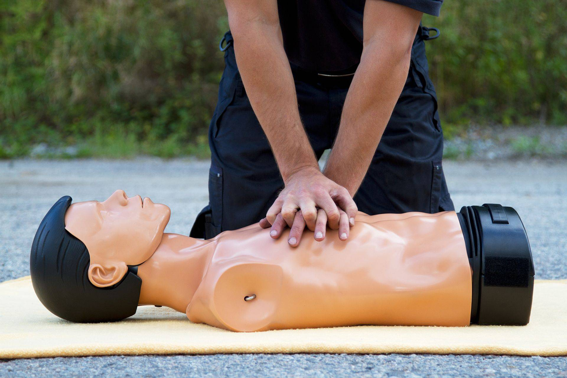 Learn new CPR and First Aid skills or take a refresher course. We offer many classes to fit your needs.