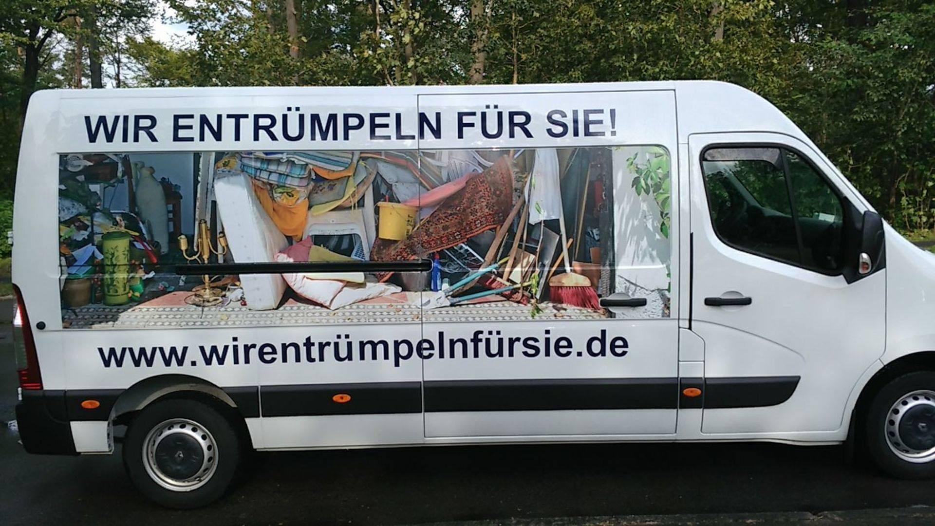 entrümpeln berlin