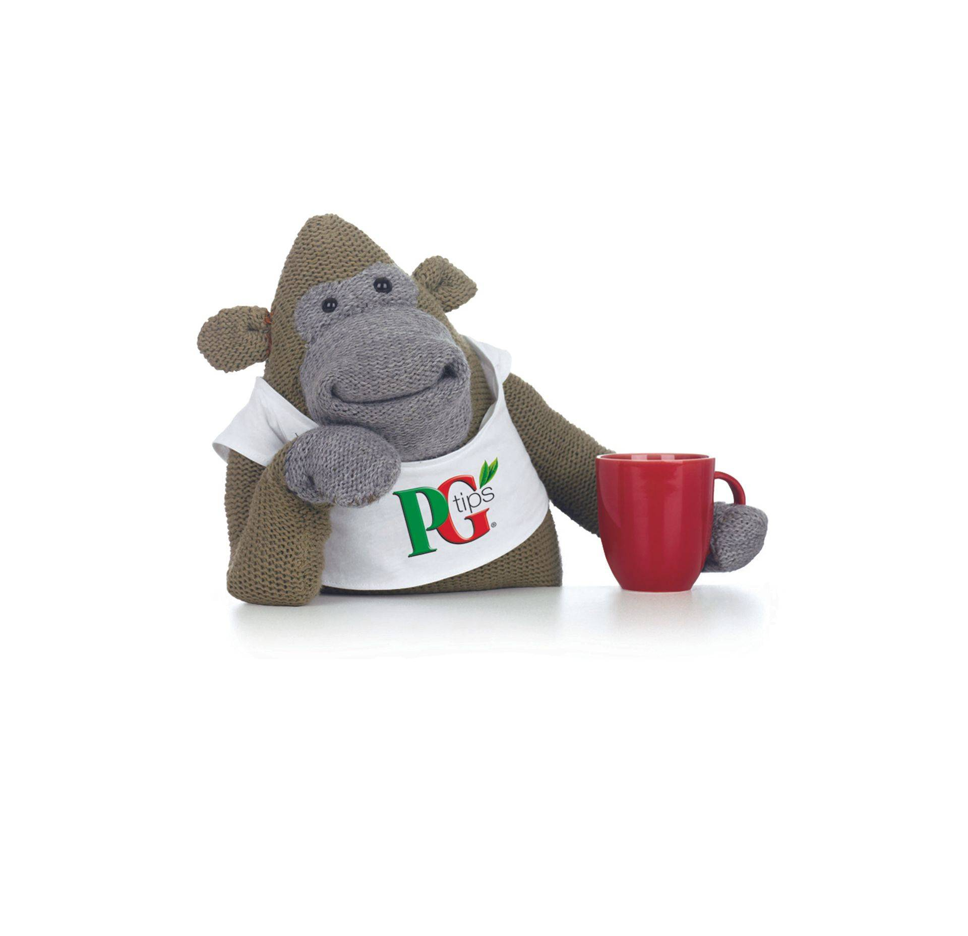Pg Tips TV advert monkey character