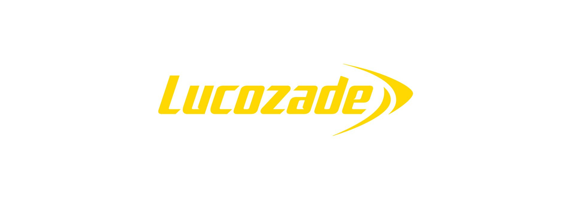 Lucozade drinks logo