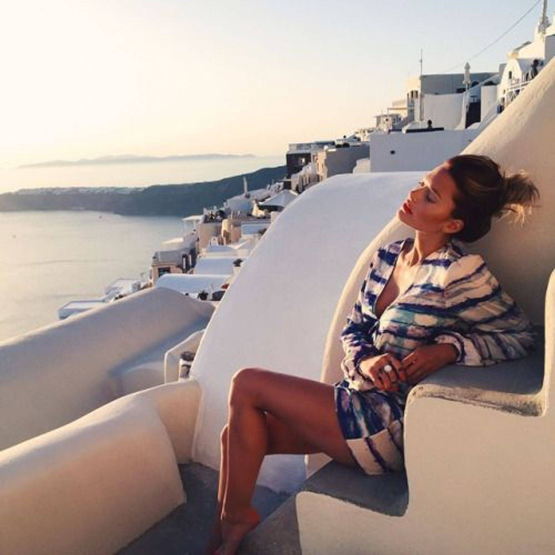 transform your Mind and Body in Greece, Santorini