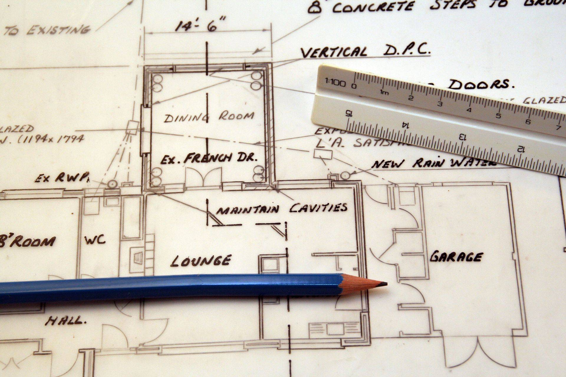 Floor plans for a dream home