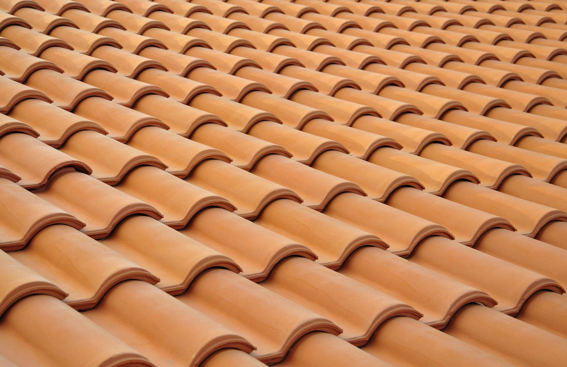 A thick roof tile that is beautiful and sturdy